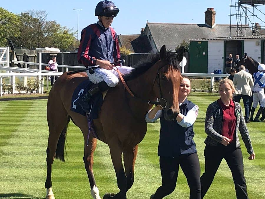 Archer's Dream was on the mark at Yarmouth (Graham Clark/PA)