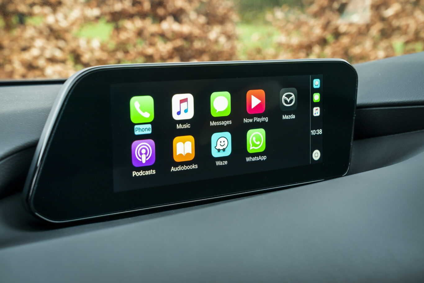 All cars get Apple CarPlay and Android Auto as standard