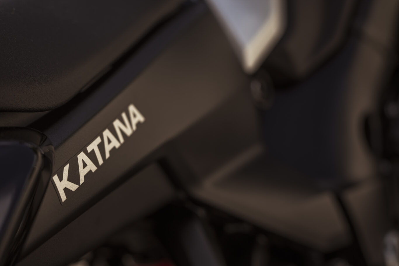 The Katana name first appeared in the 1980s