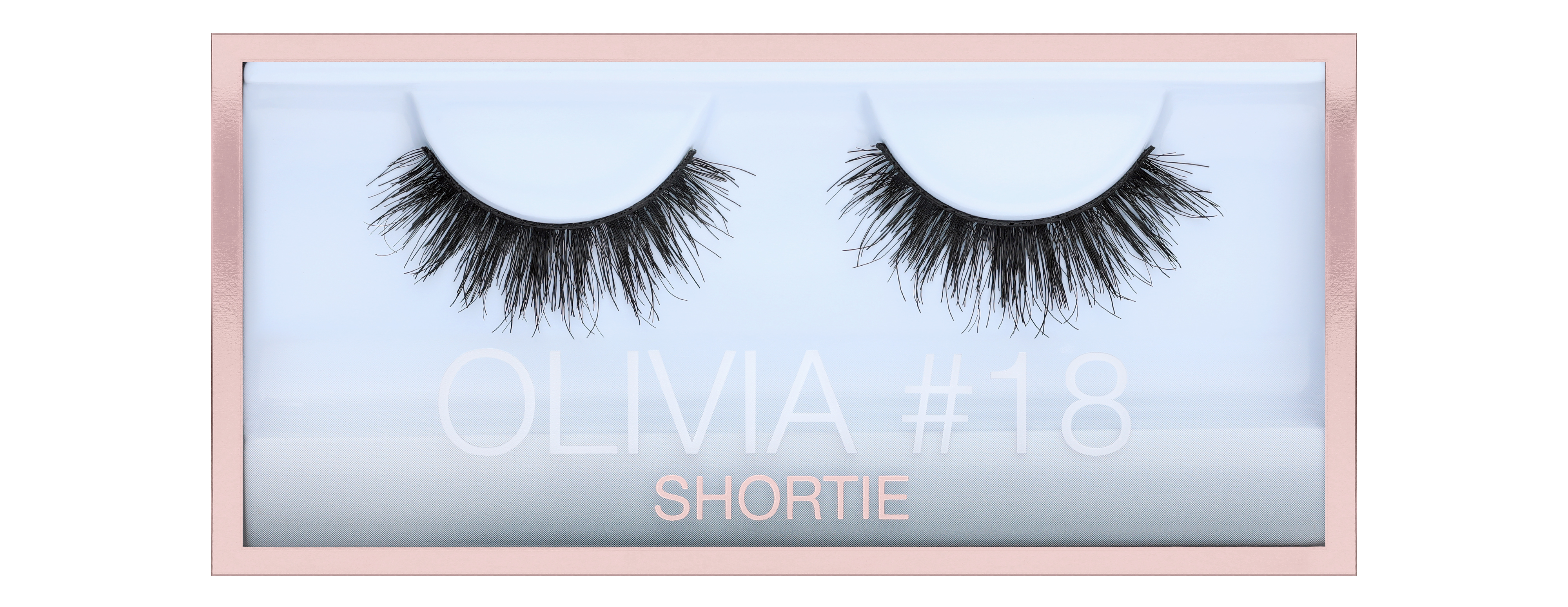 Huda Beauty Olivia Lashes #18