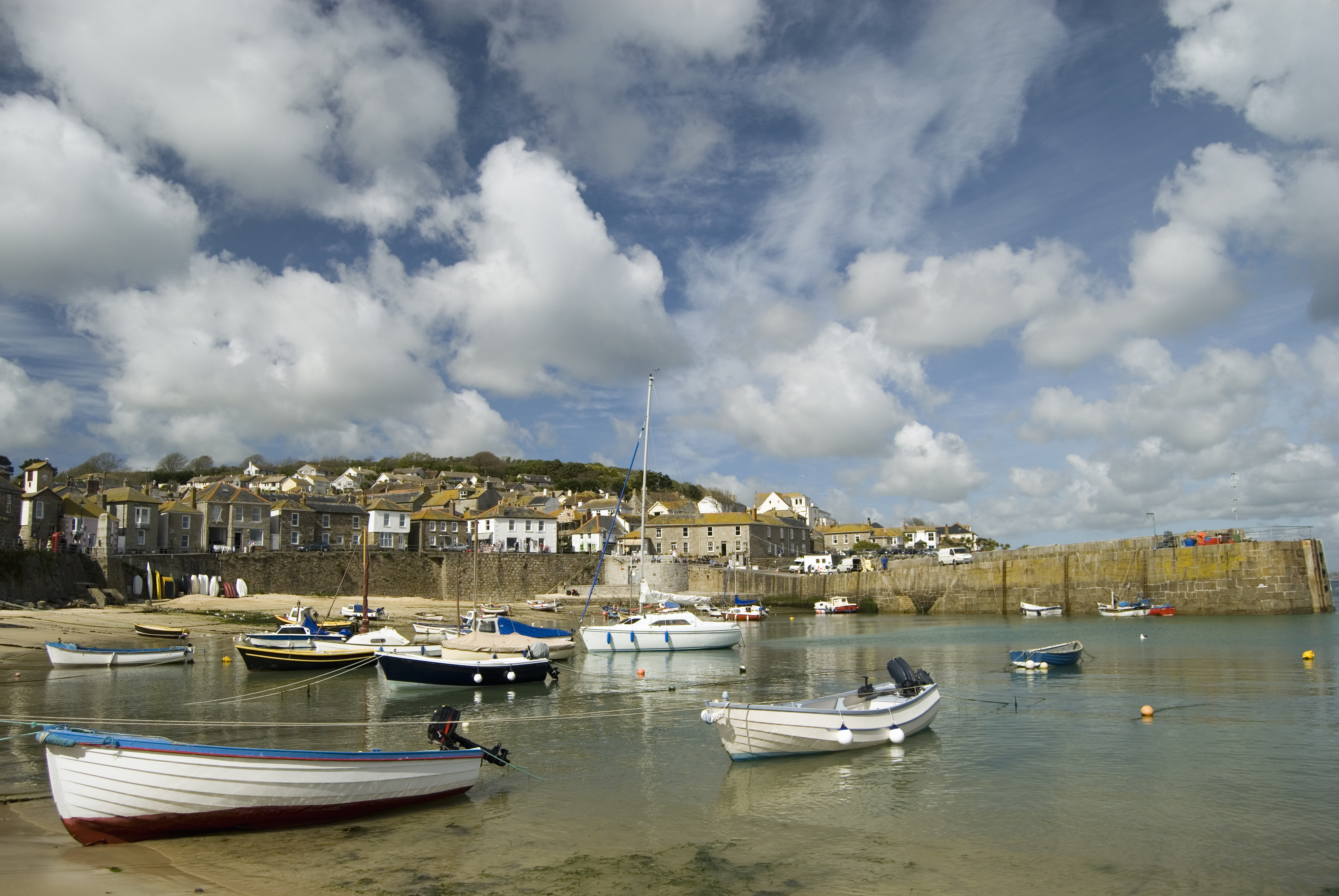 The pretty seaside town of Newlyn (iStock/PA)