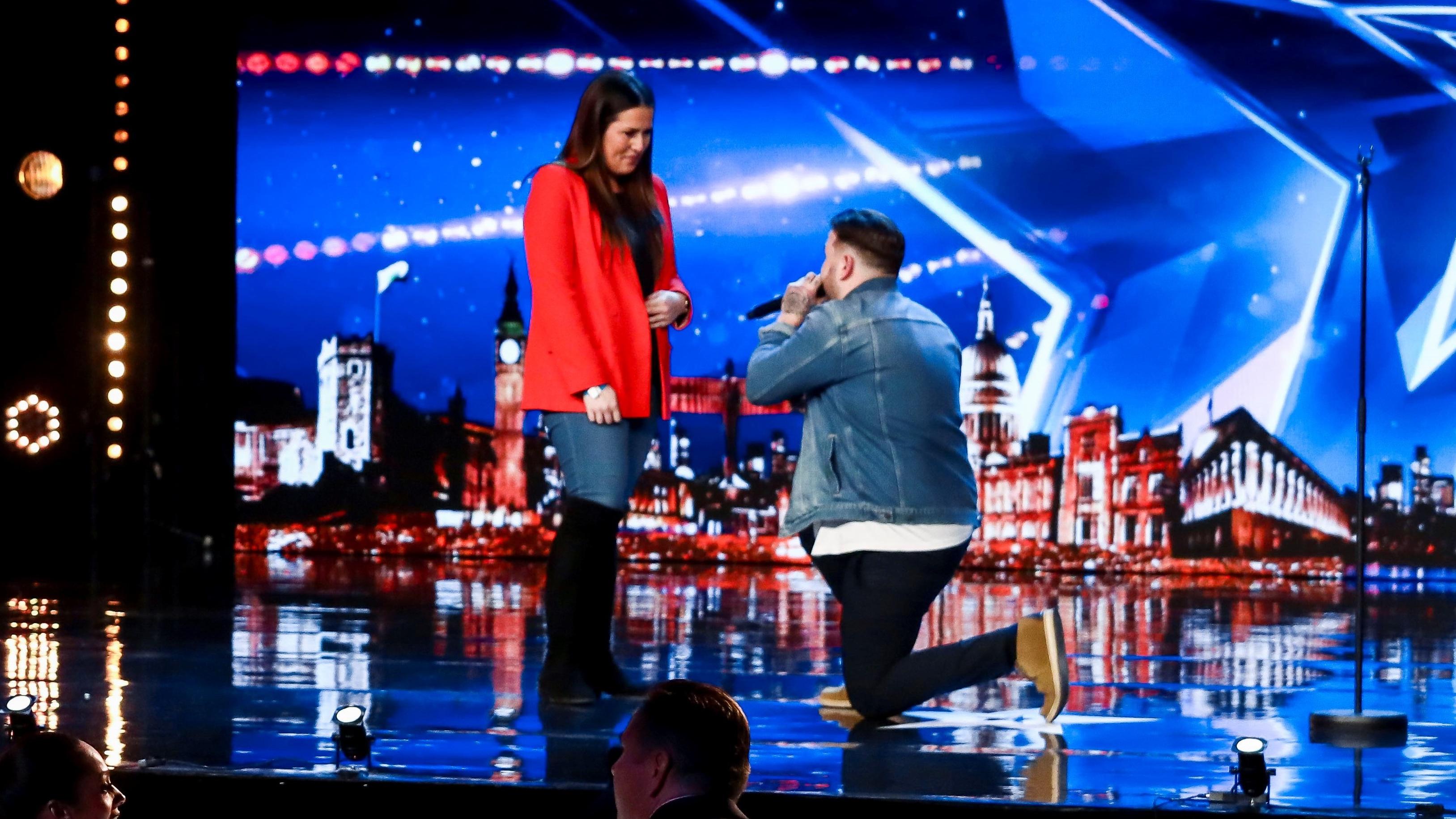 Grenfell Tower Survivor Impresses Britain S Got Talent Judges Evening Express