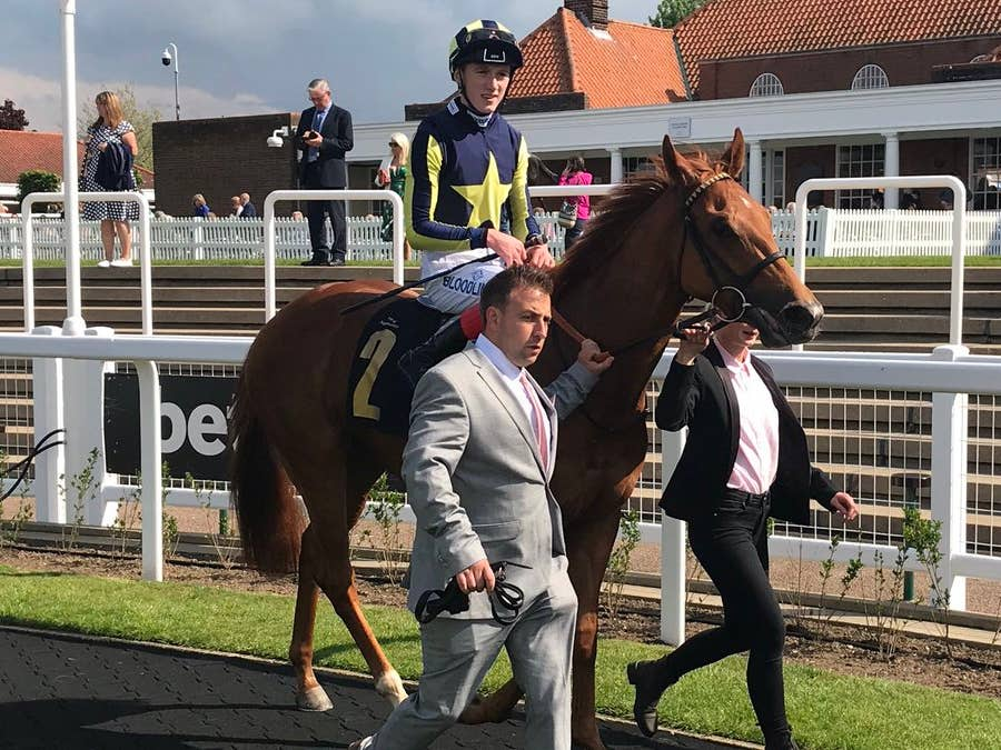 Daayeh looked a Royal Ascot prospect in winning at Newmarket (Graham Clark/PA)