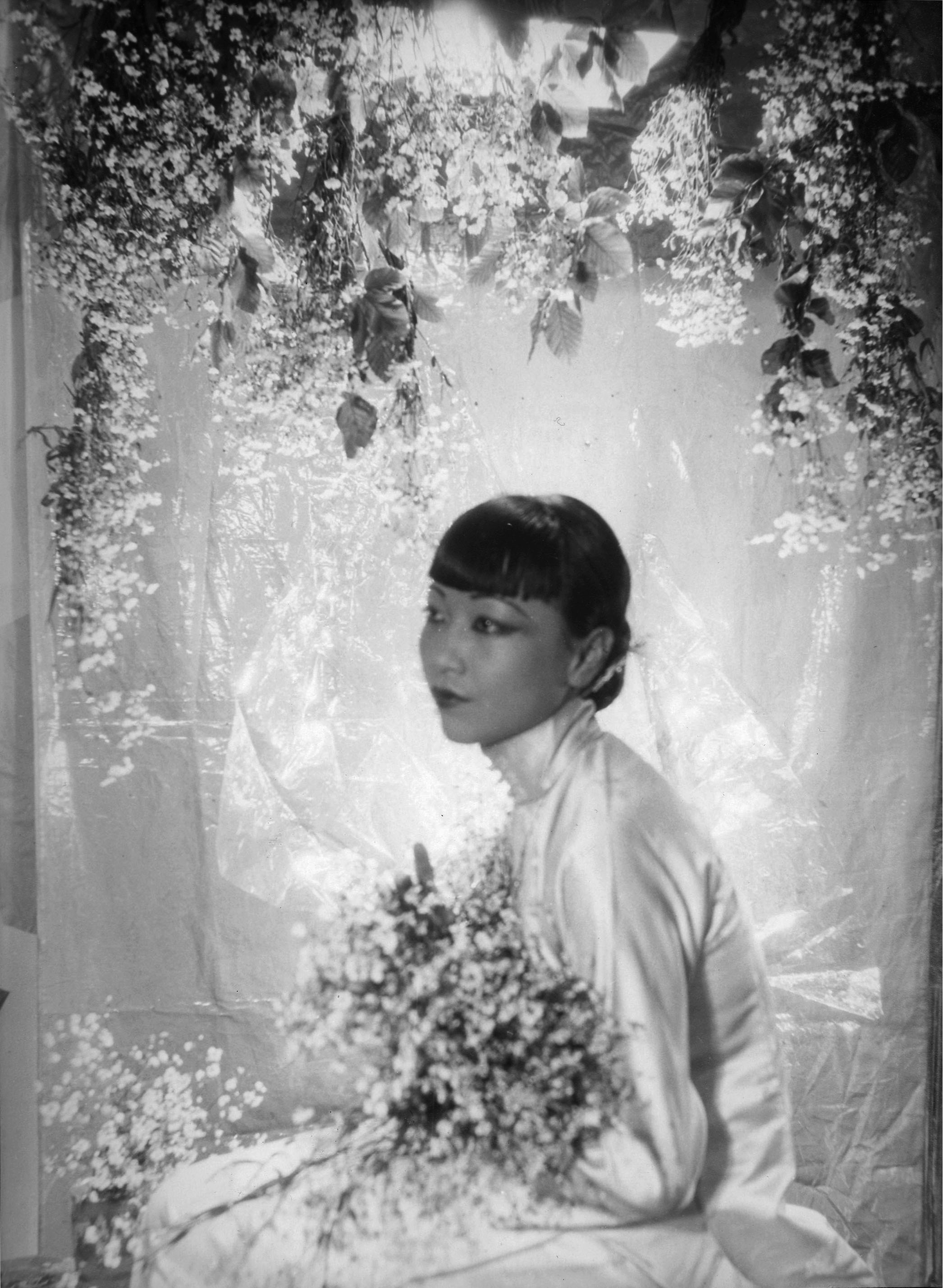 Anna May Wong by Cecil Beaton, 1929