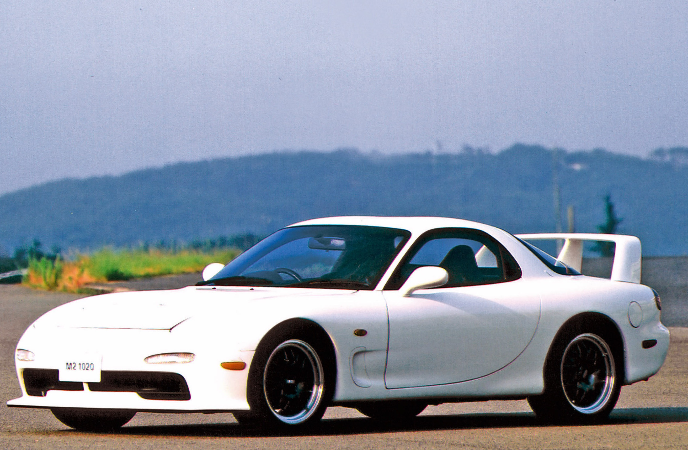 The RX-7 now has a strong cult following