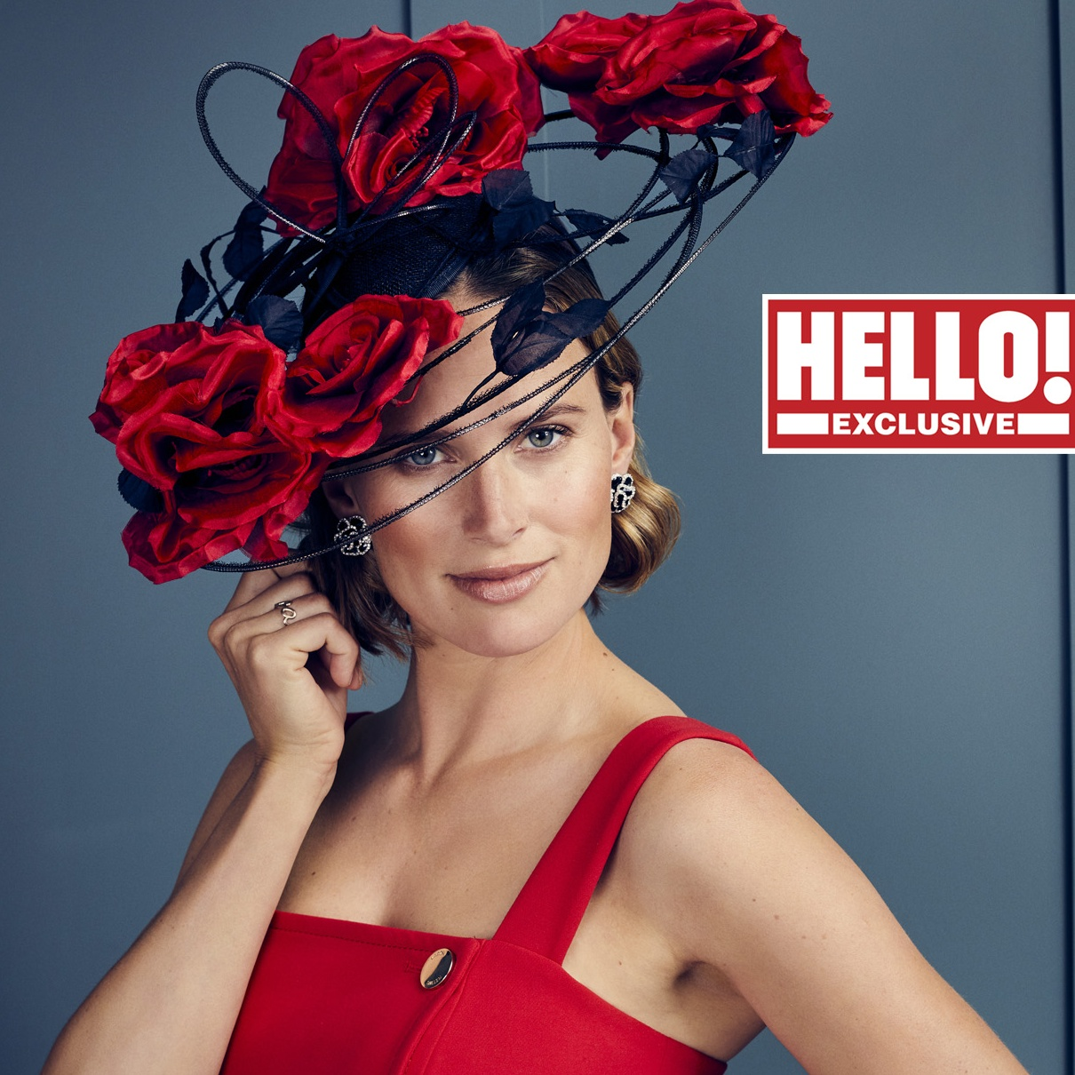 Francesca Cumani in Hello!