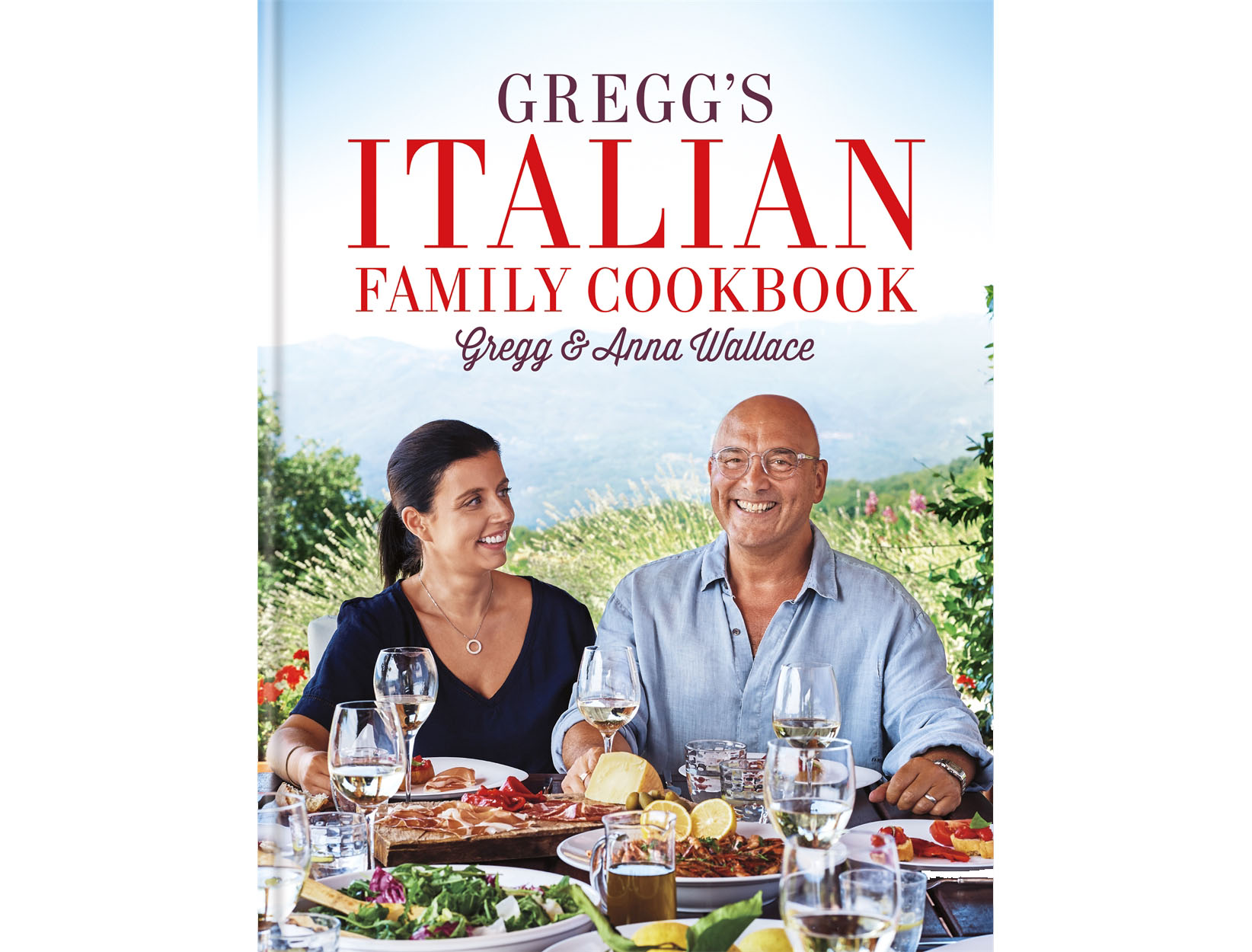 Book cover of Gregg's Italian family cookbook