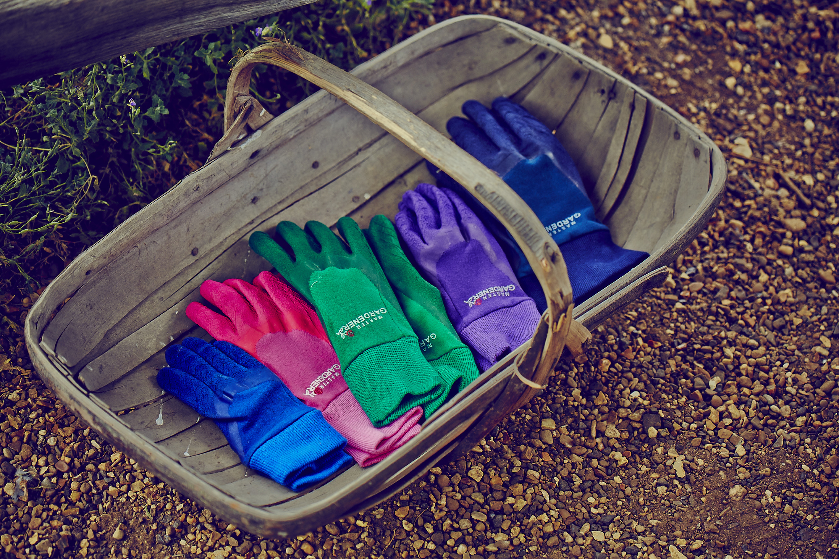 A new pair of gardening gloves always goes down well (Town & Country/PA)