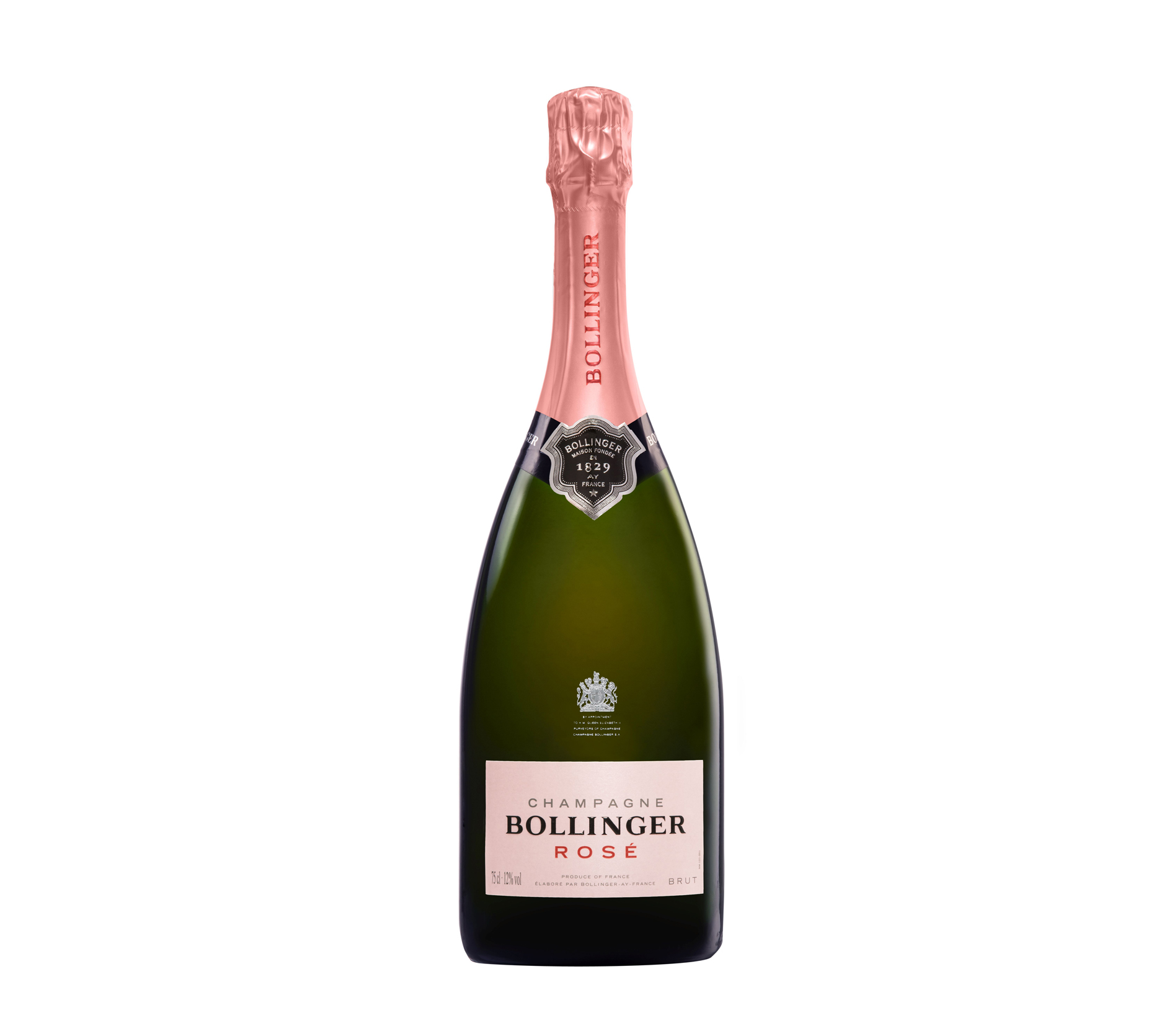 Champagne Bollinger Rose, France