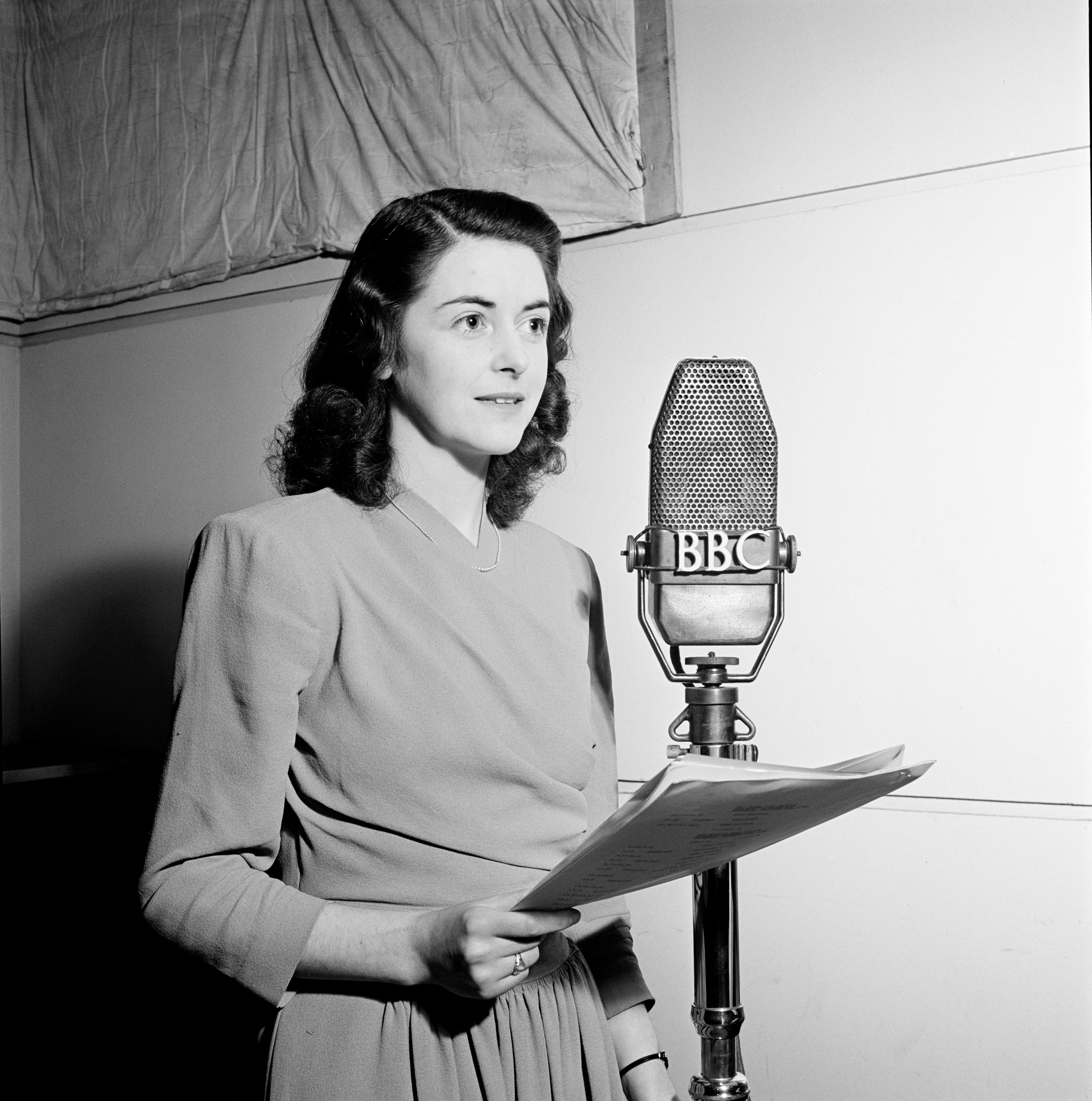 June Spencer in 1946