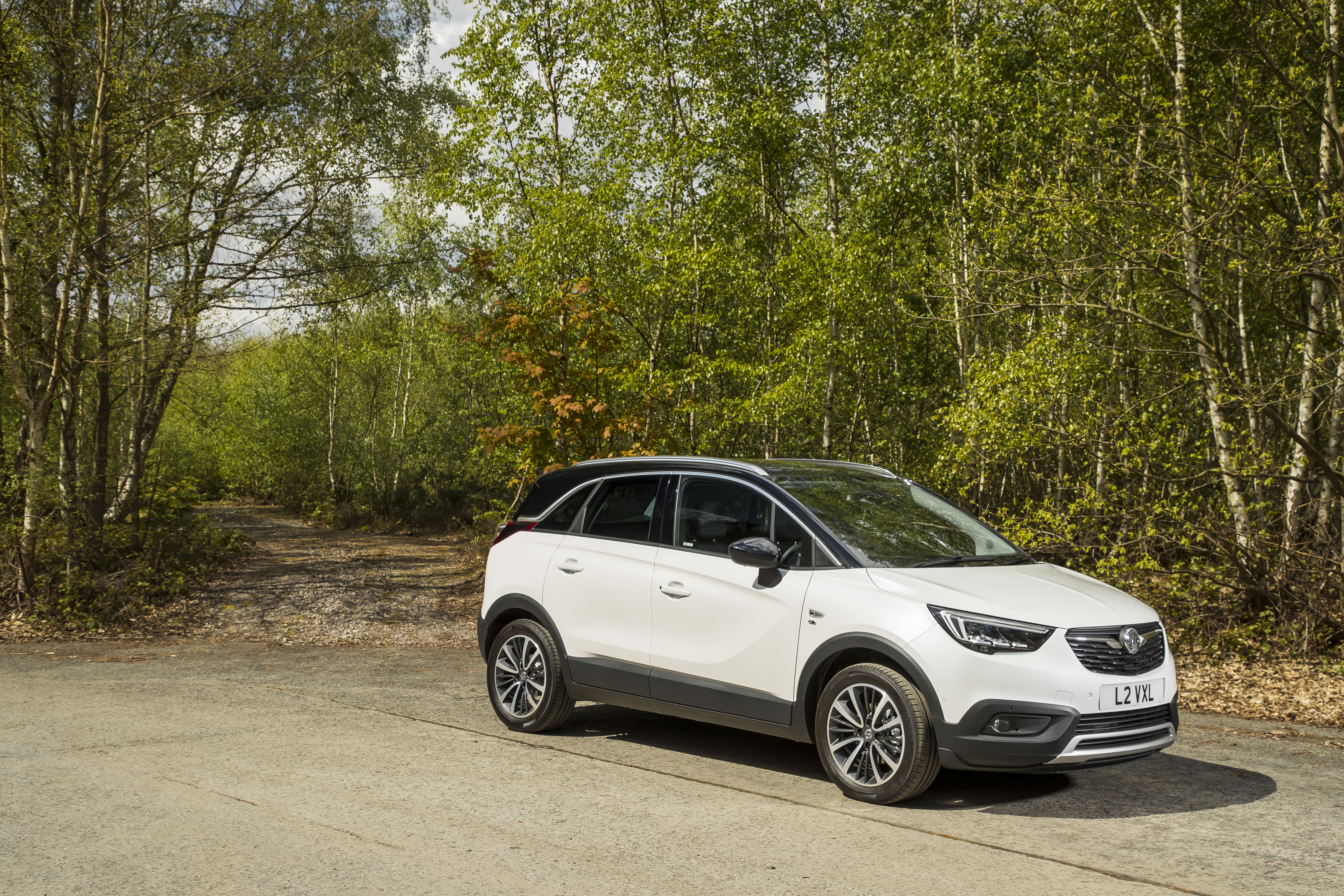 The Crossland X takes on all manner of rivals