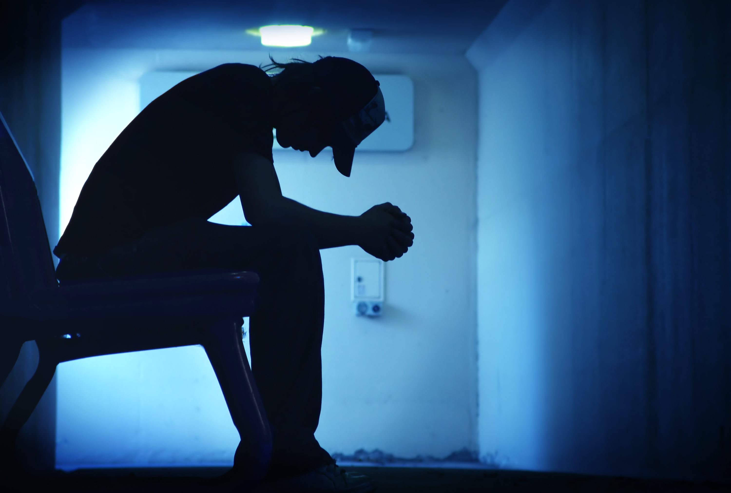 Many prisoners self-harm and some attempt suicide (iStock/PA)