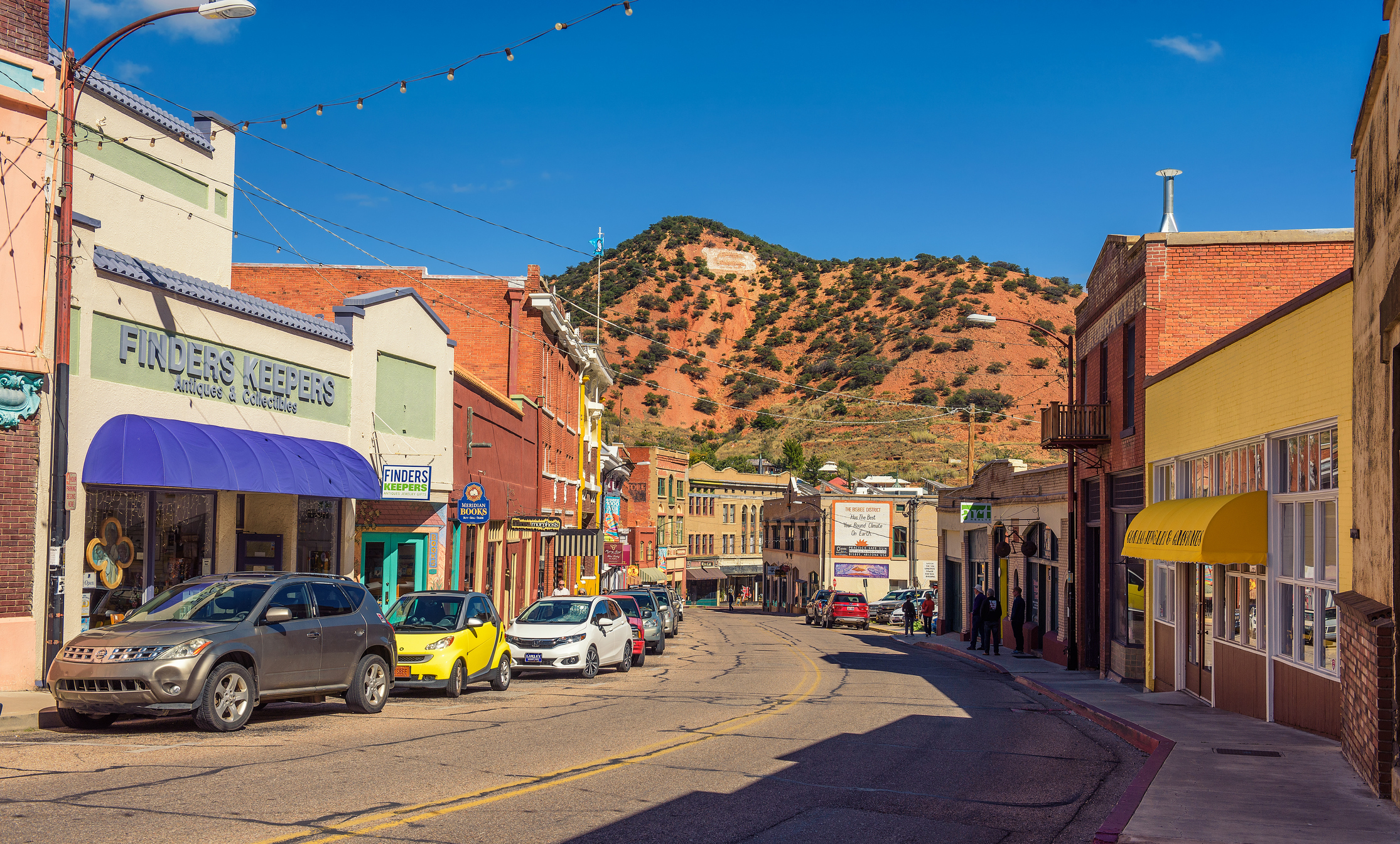 Downtown Bisbee (iStock/PA)