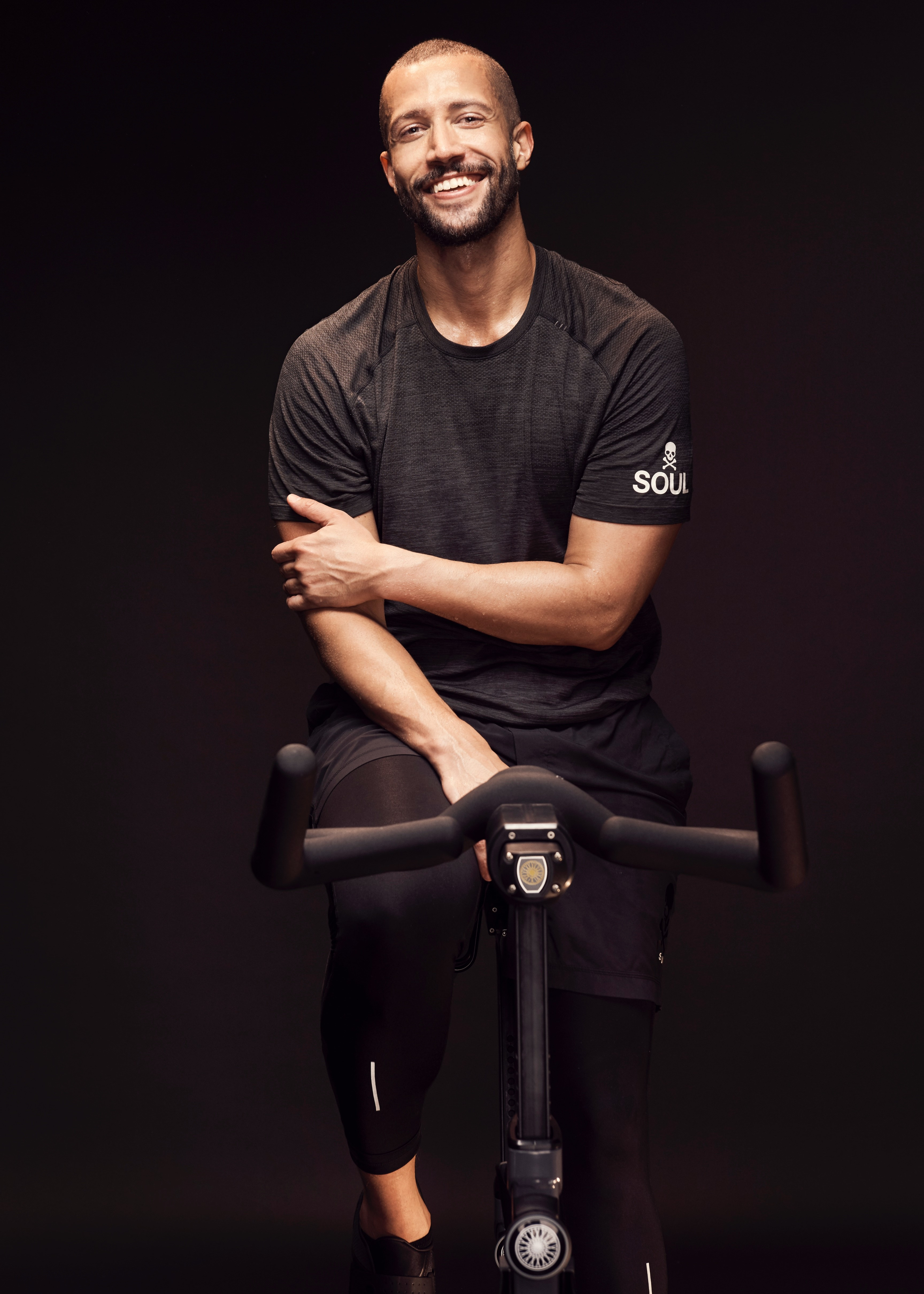 Marvin Foster Jr, a master SoulCycle instructor (SoulCycle/PA)