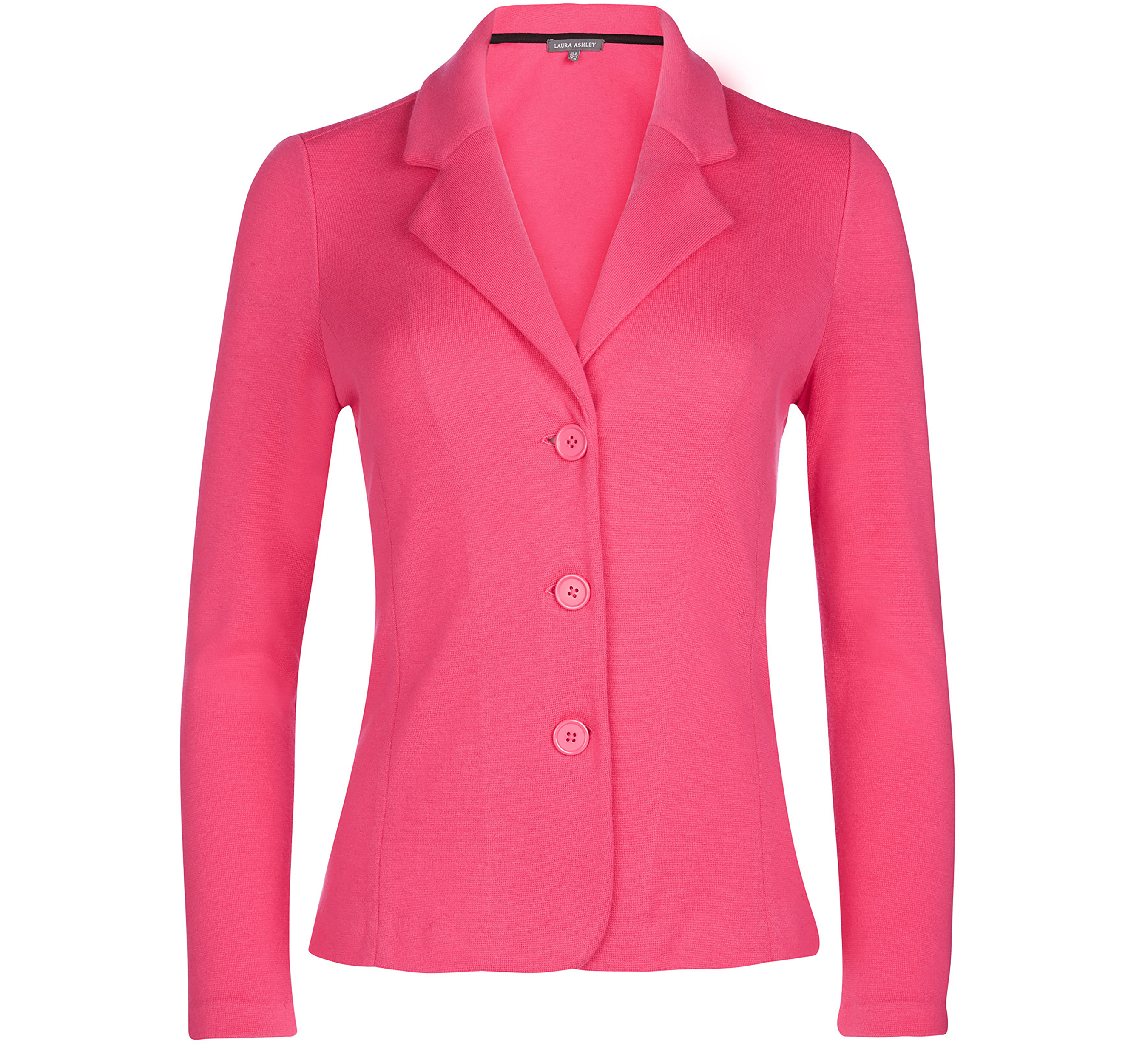 Laura Ashley Hot Pink Milano Blazer