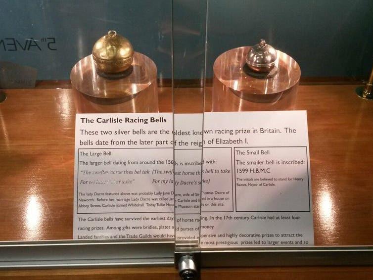 The Carlisle Bells (Ashley Iveson/PA)