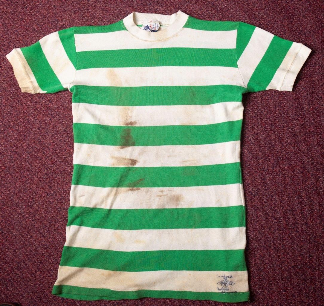 Jimmy Johnstone jersey