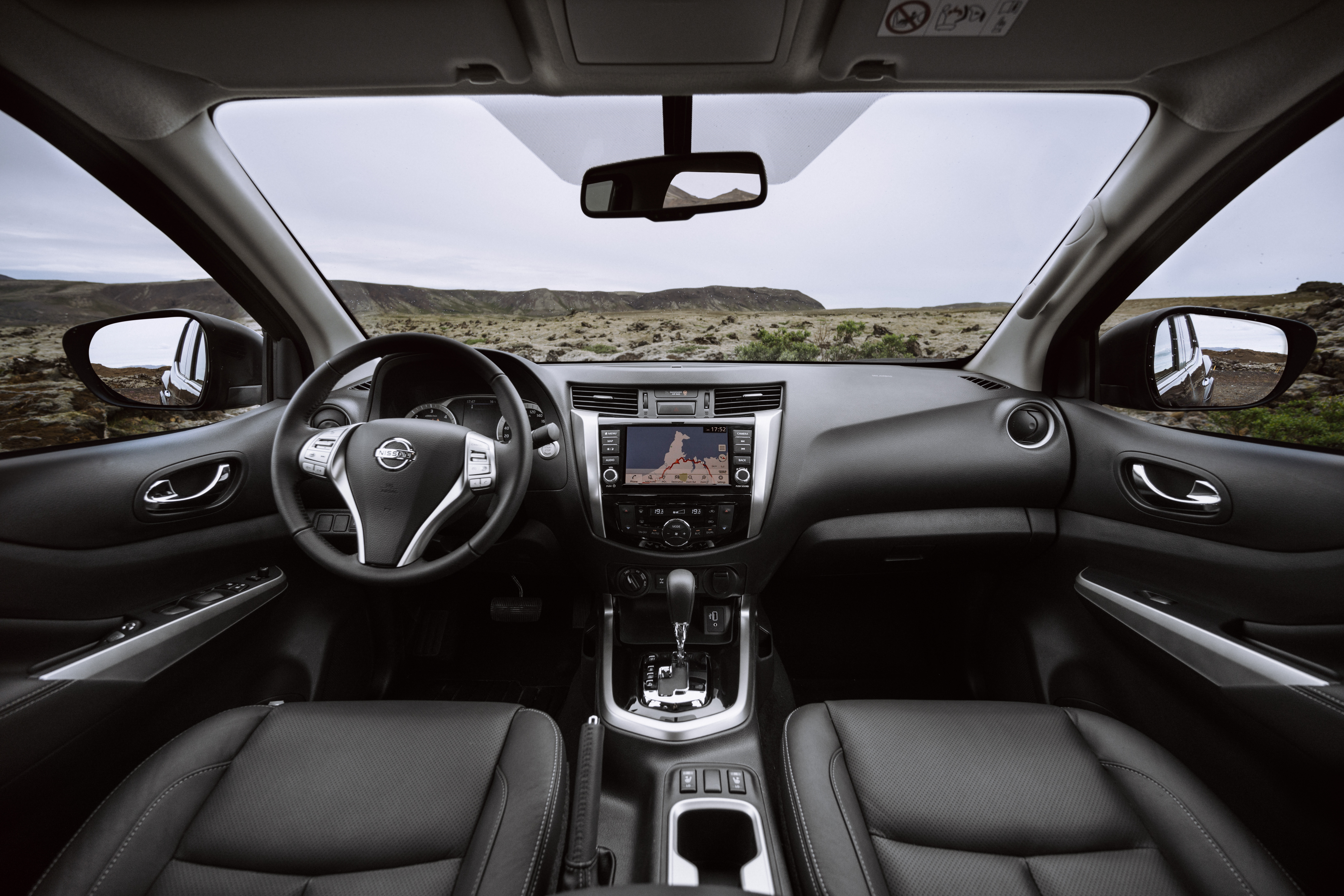 The interior now benefits from a larger infotainment screen