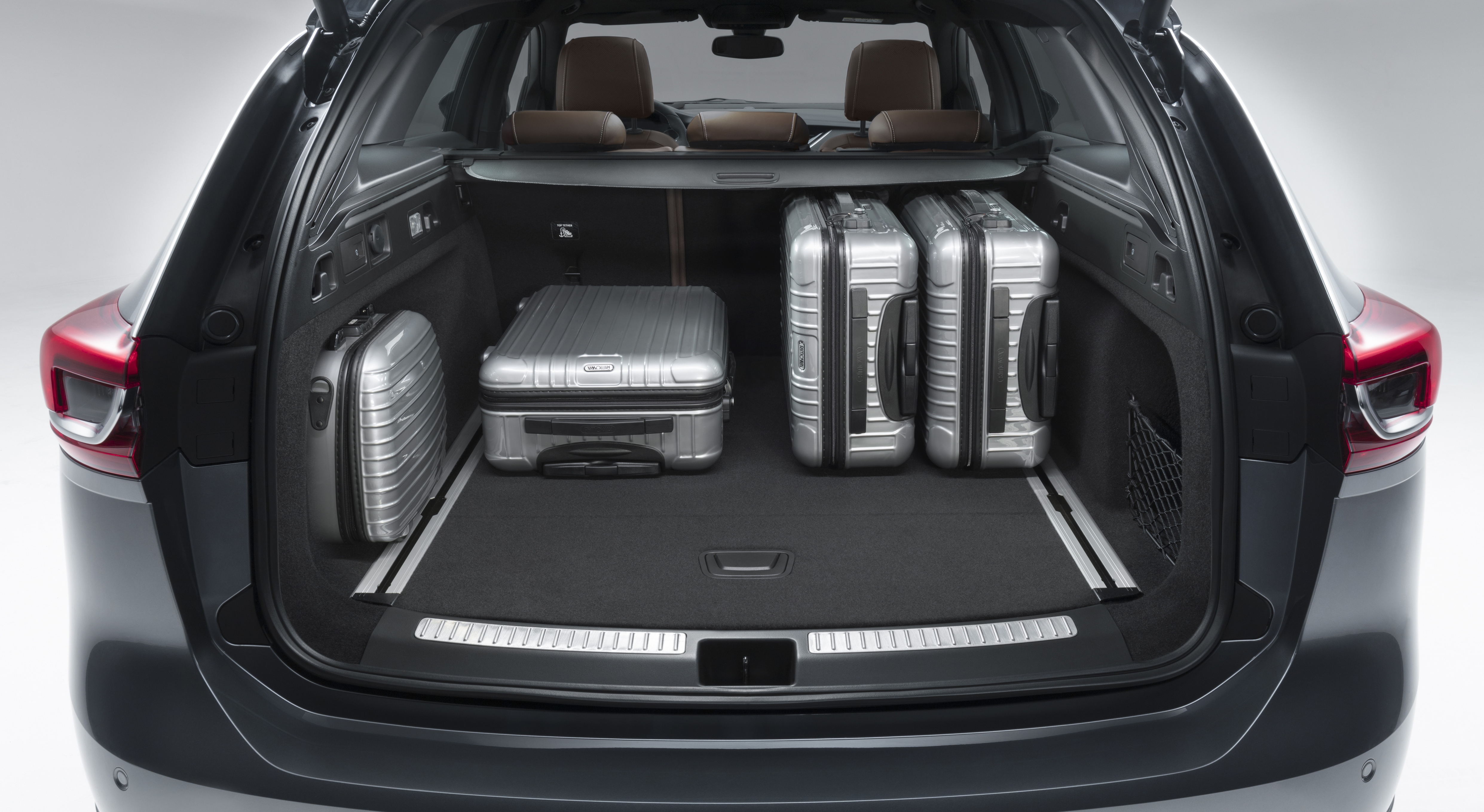 The Insignia's boot is large enough for all occasions