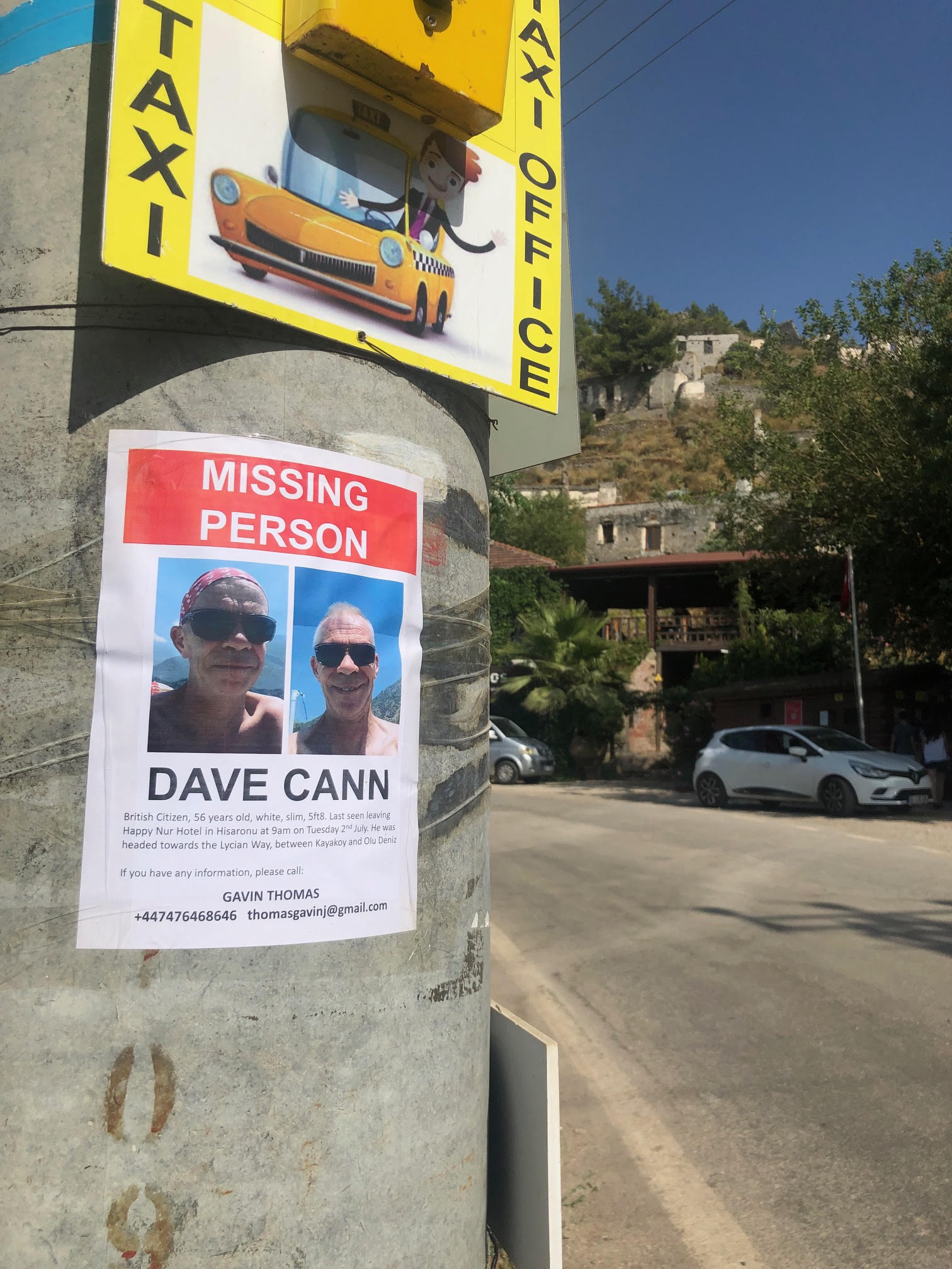 Dave Cann search