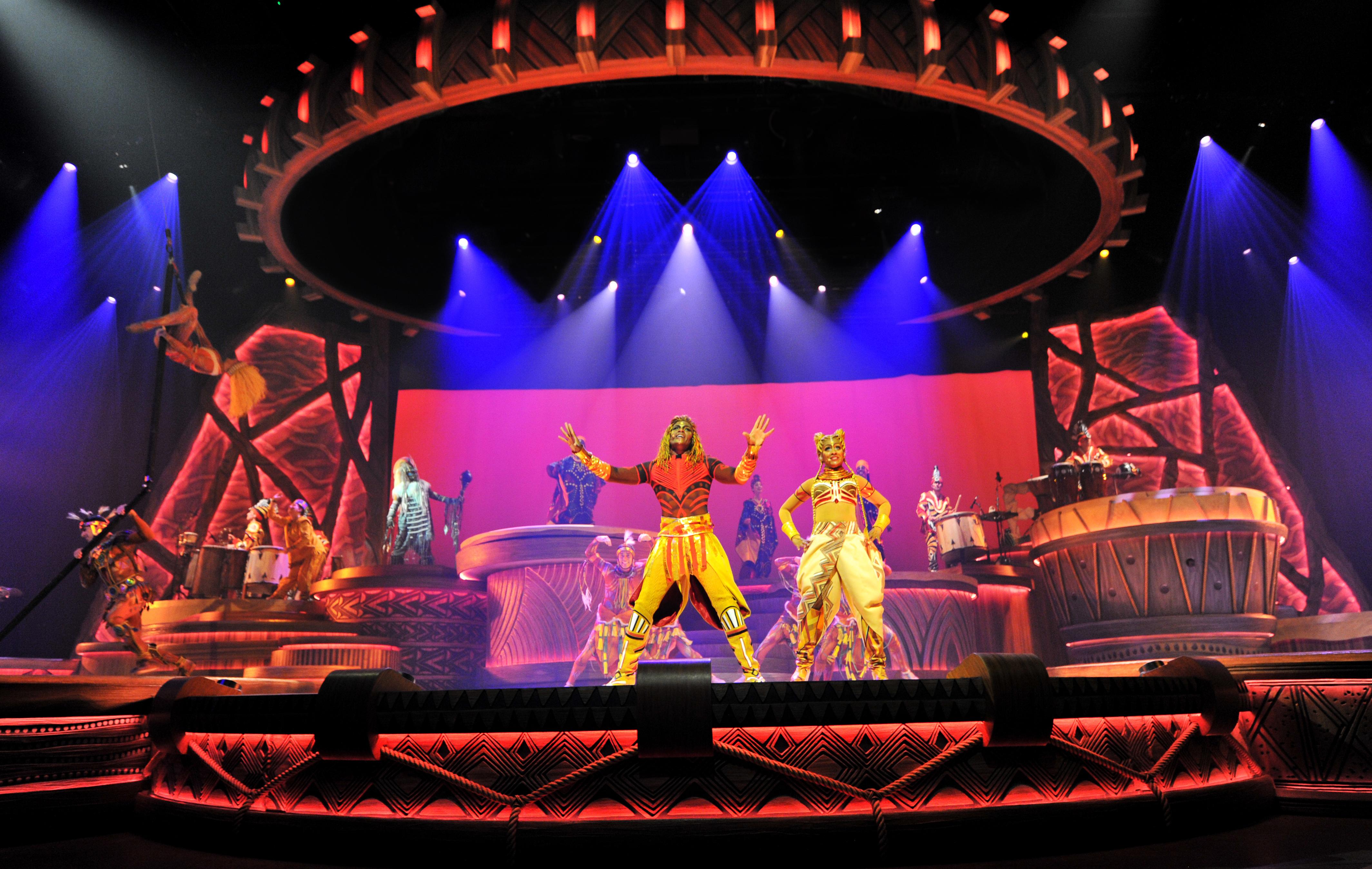 Le Festival du Roi Lion et de la Jungle à Disneyland Paris sera ...