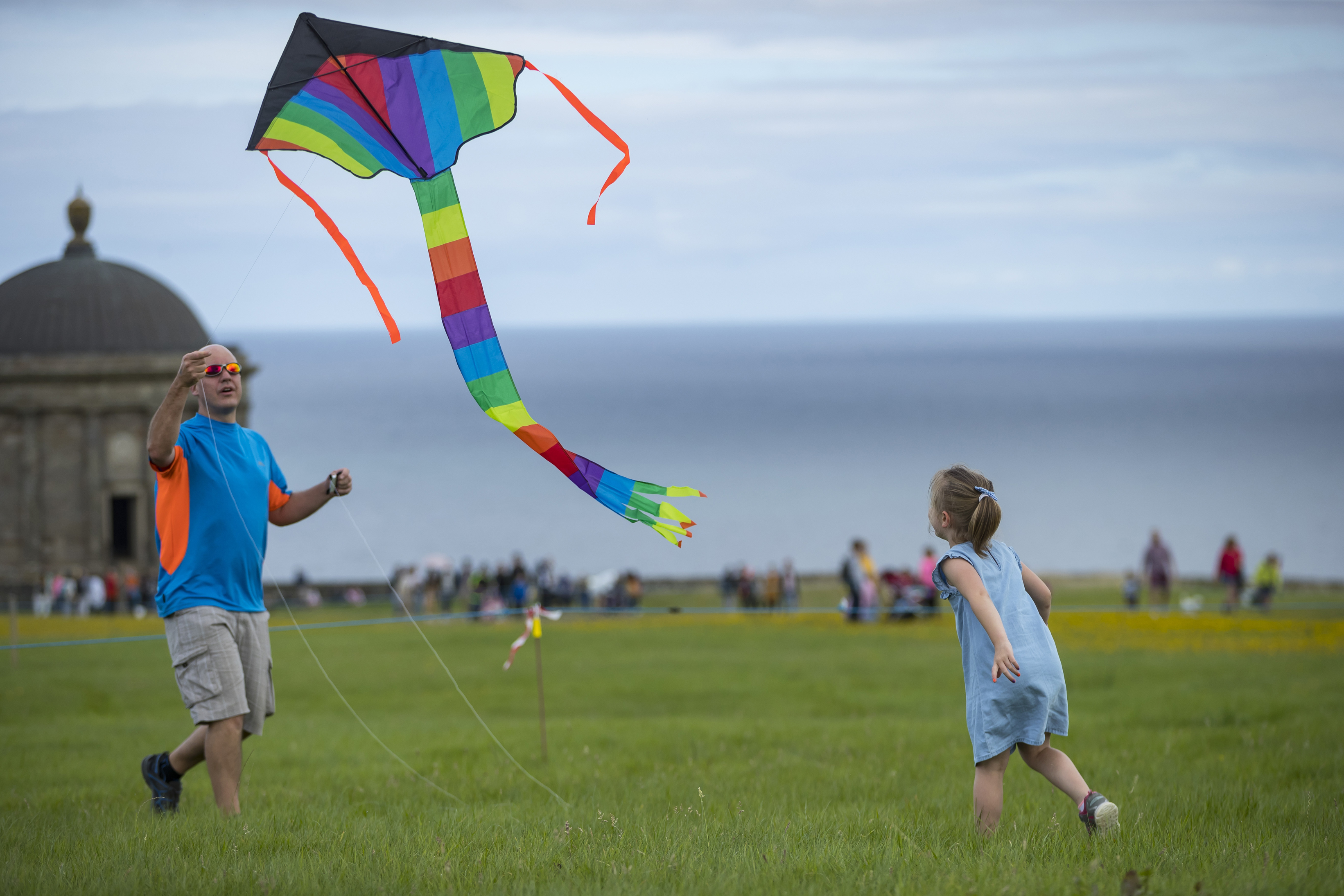 Let's go fly a kite (Chris Lacey/National Trust Images/PA)