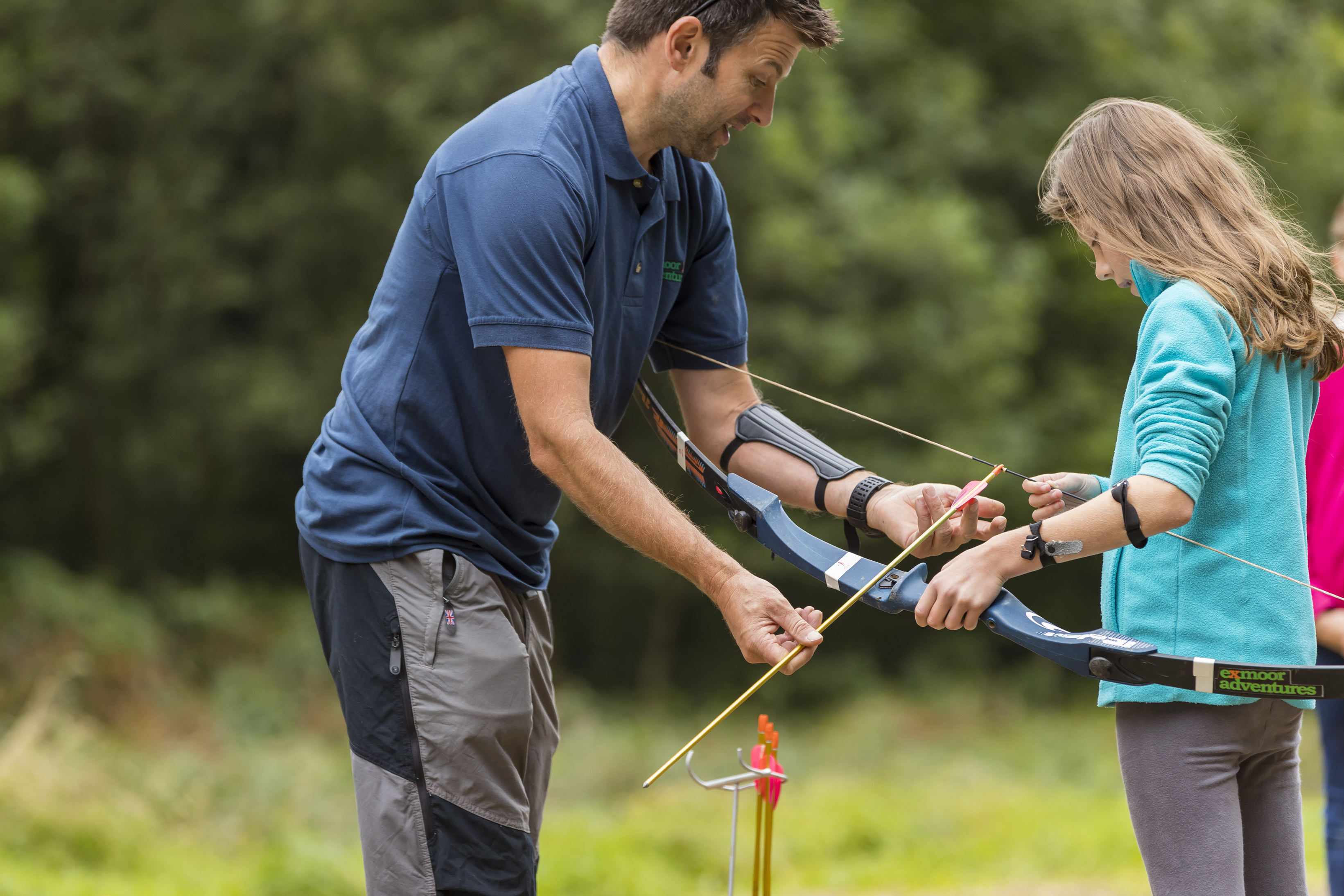 Join in some archery fun (Chris Lacey/National Trust Images/PA)