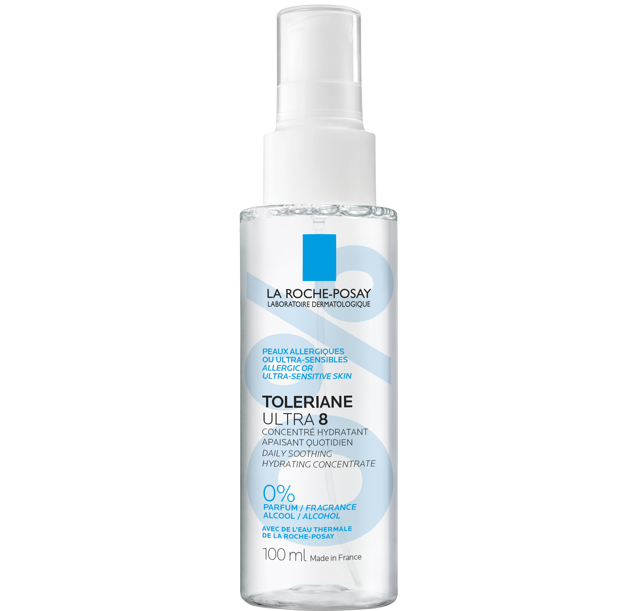 La Roche-Posay Toleriane Ultra 8 Daily Soothing Hydrating Concentrate