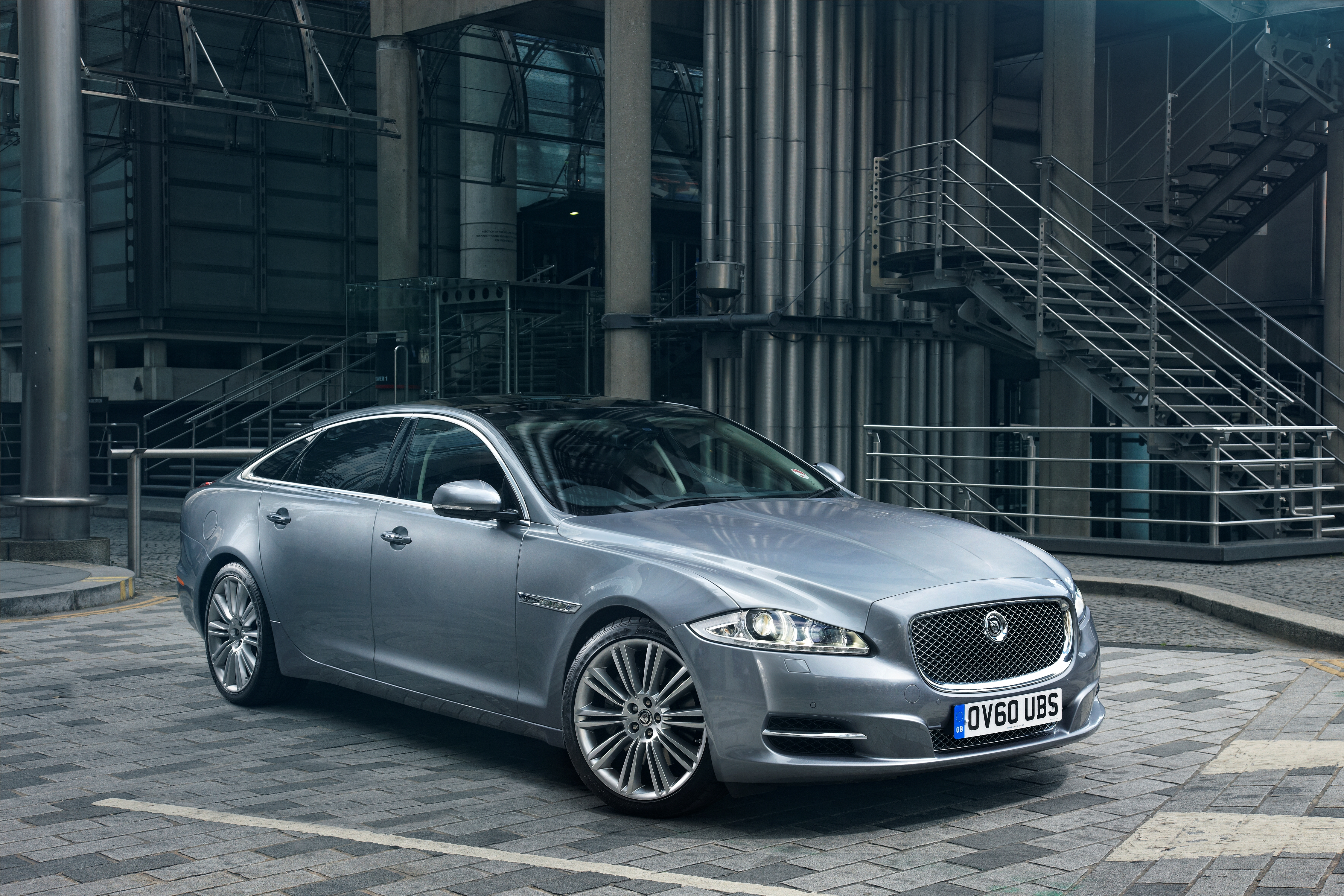 An all-electric Jaguar XJ is on the way