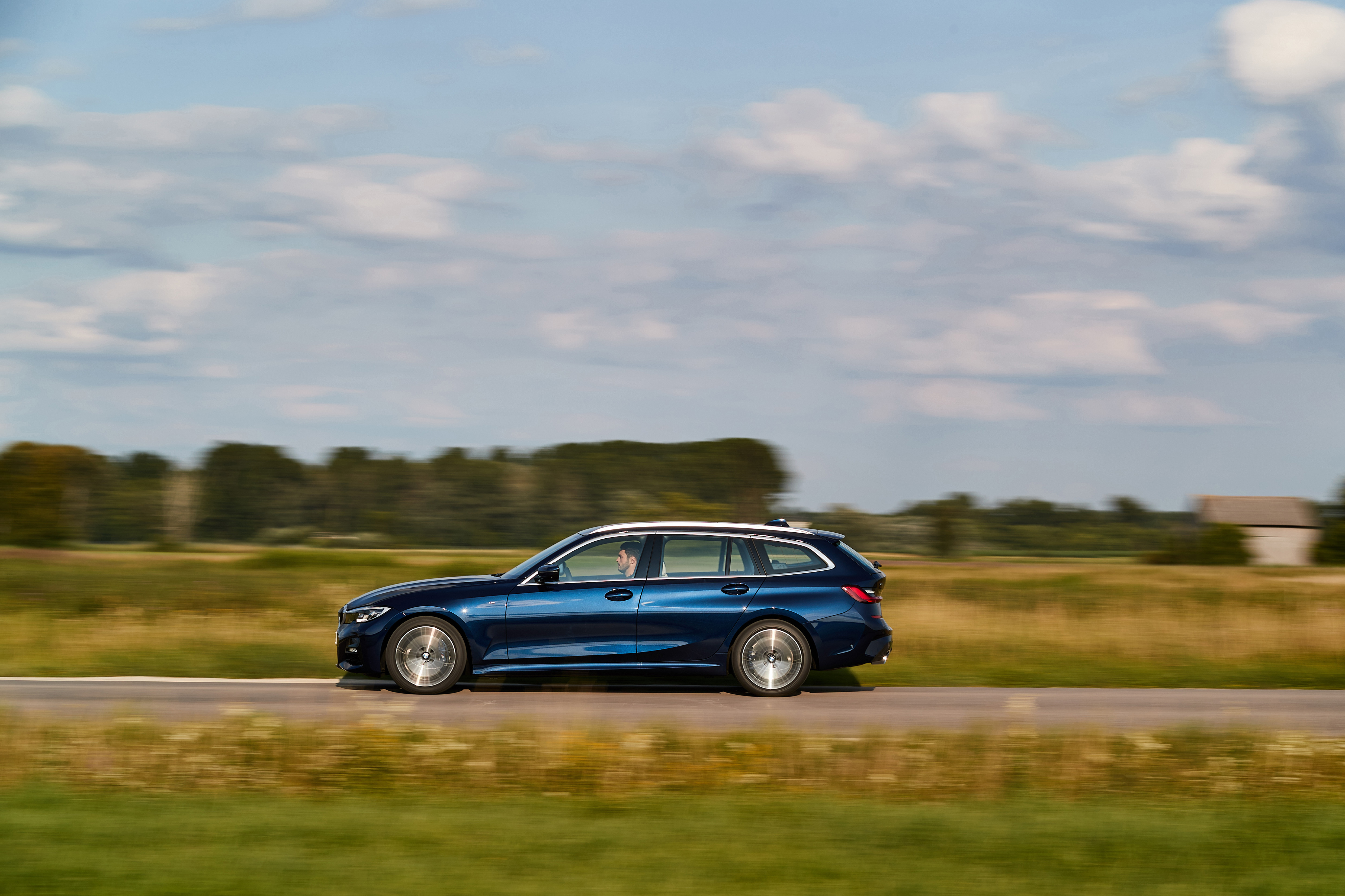The Touring is a more practical version of the regular 3 Series saloon
