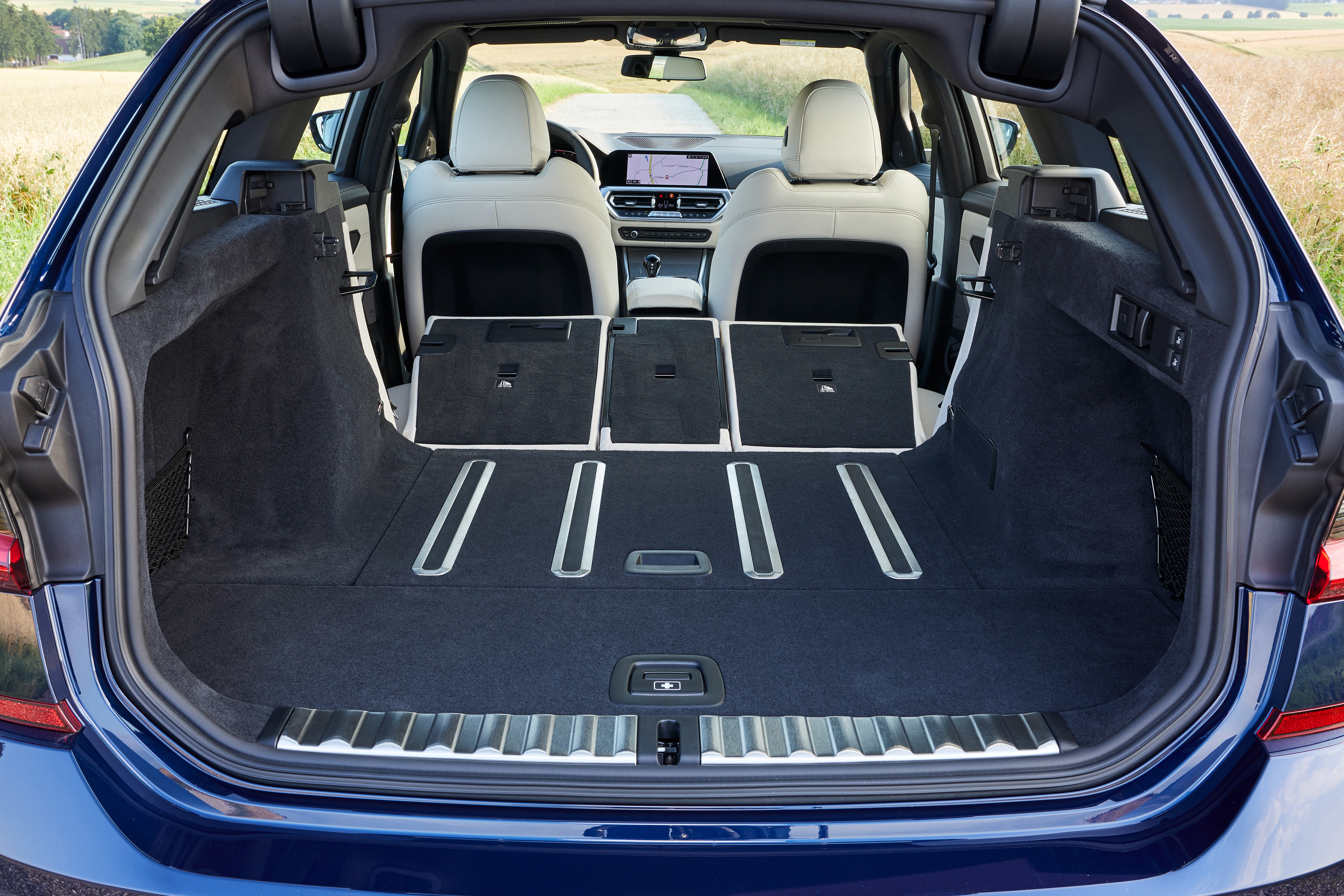 There's 1,510 litres of boot space on offer with the rear seats folded flat