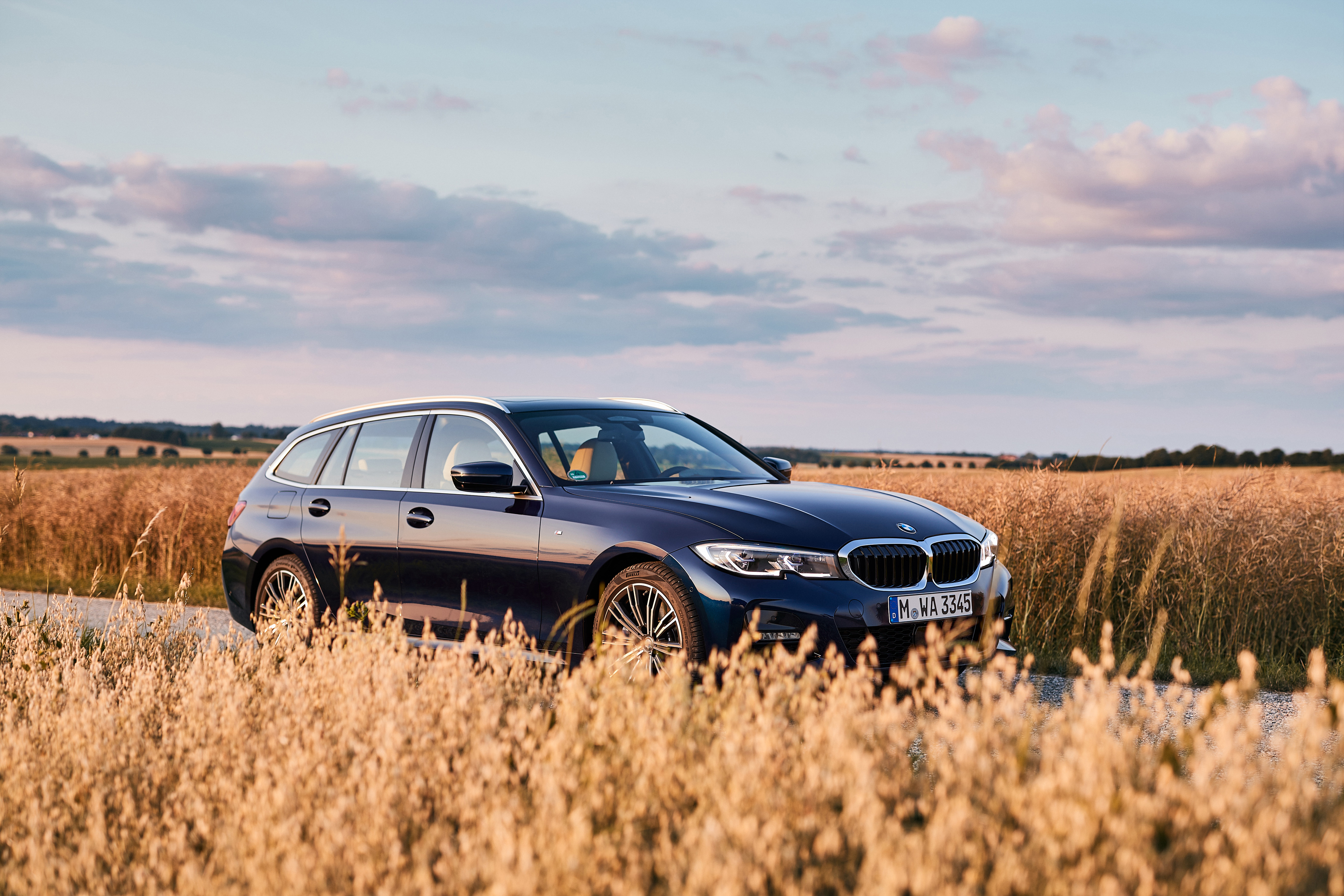 The Touring has always been the go-to option for those wanting a practical but sporty estate car