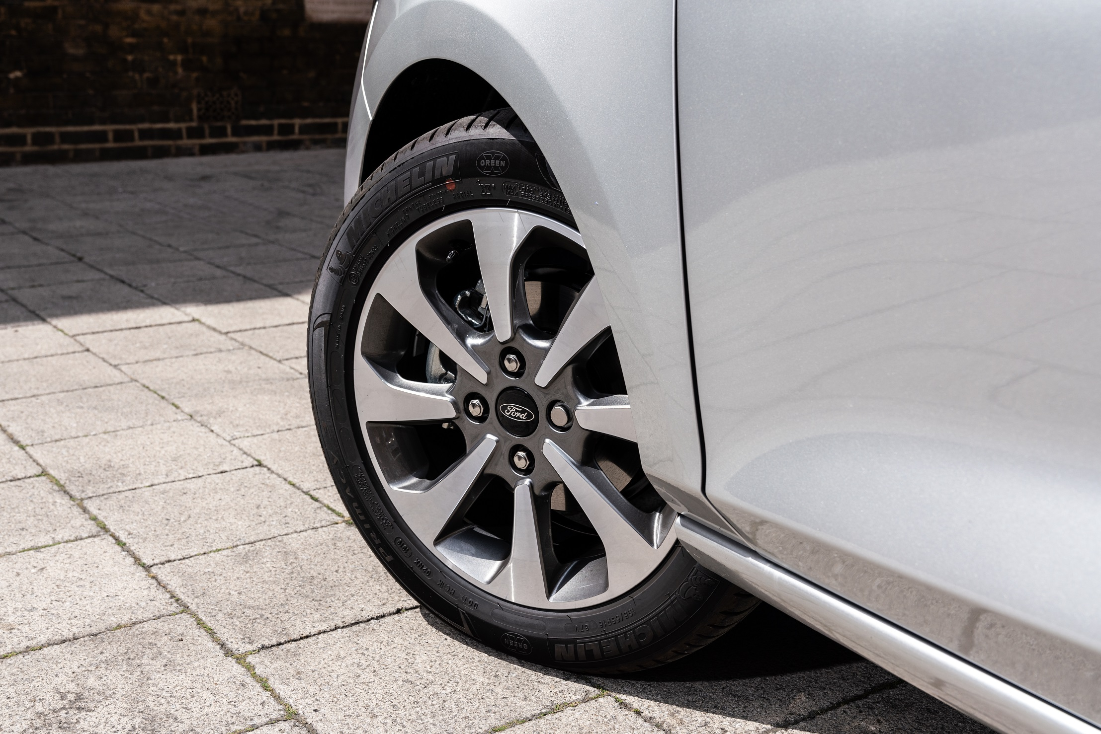 All Trend cars get 16-inch alloy wheels