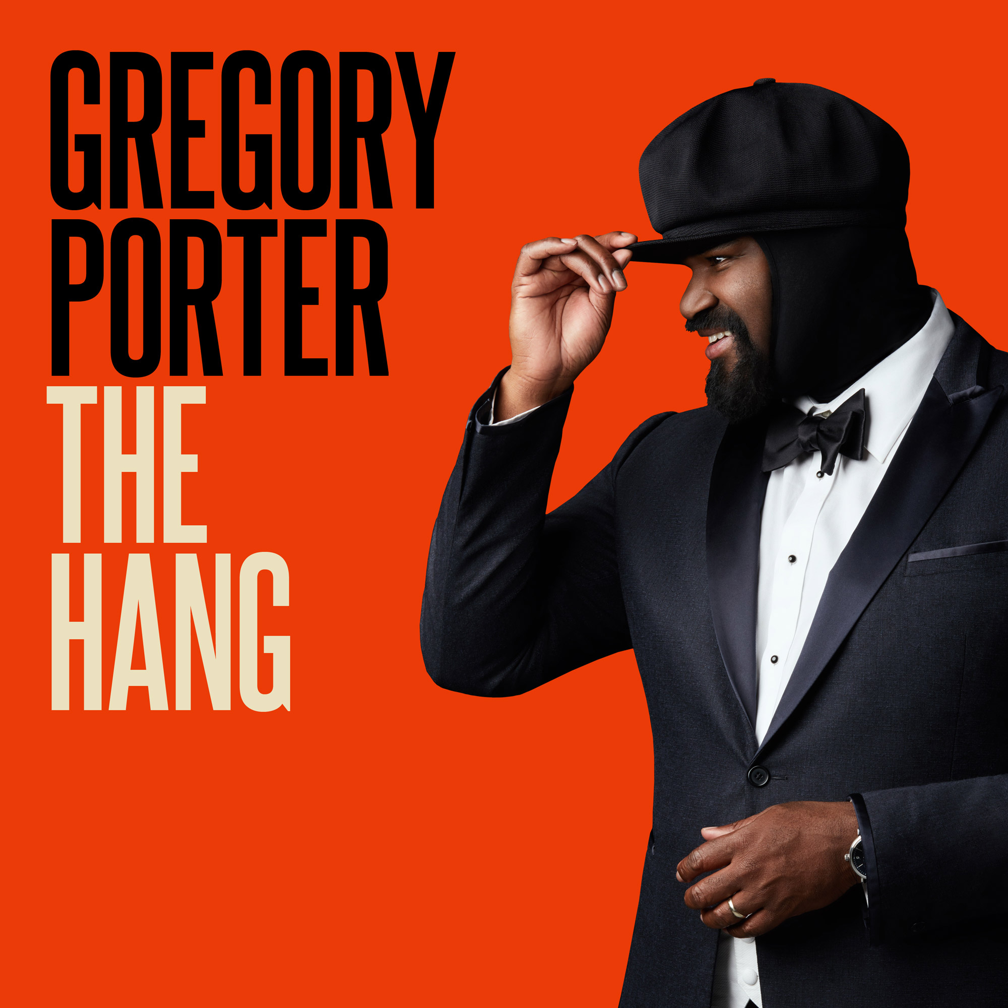 Gregory Porter's podcast The Hang