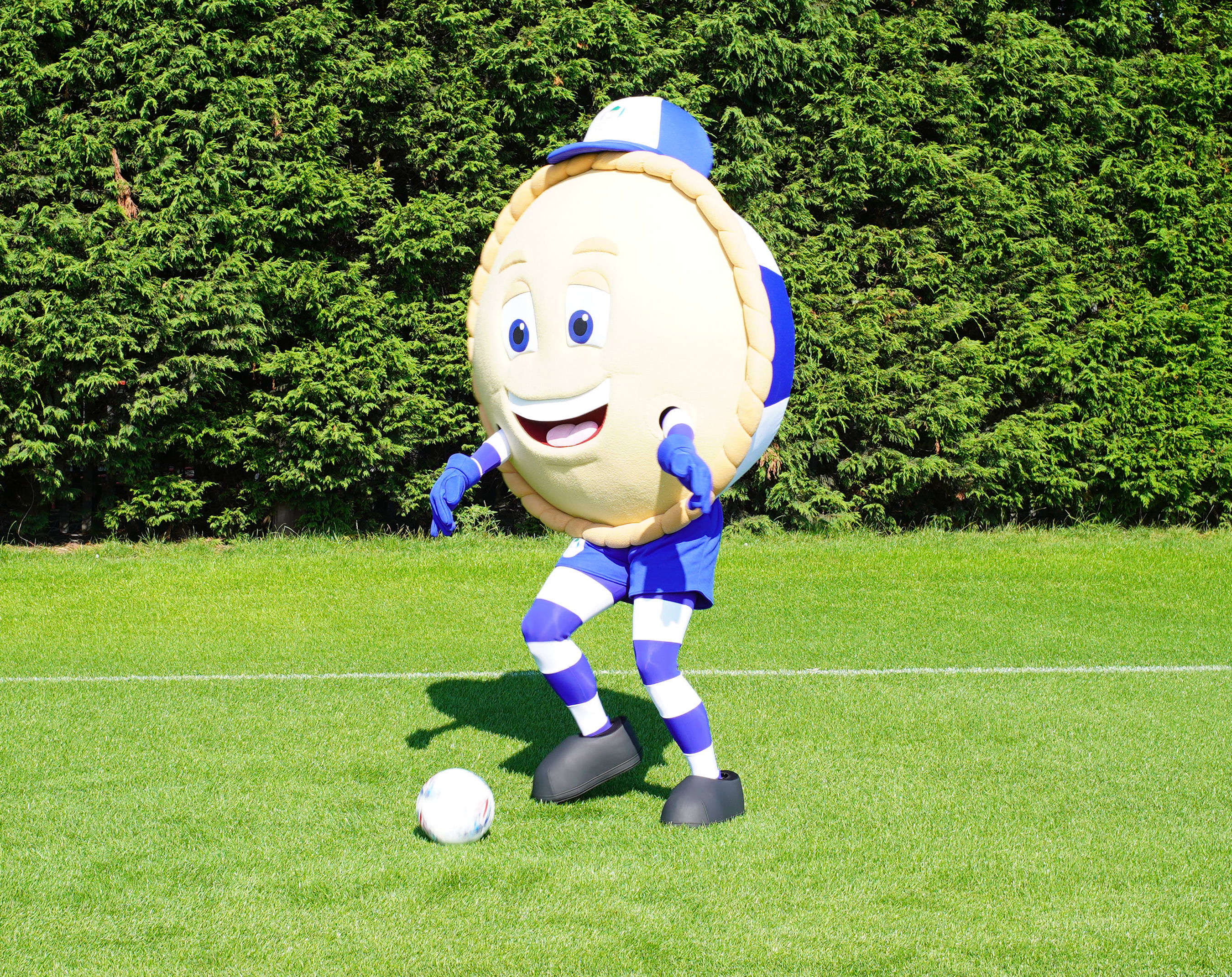 Crusty the Pie (Wigan Athletic)