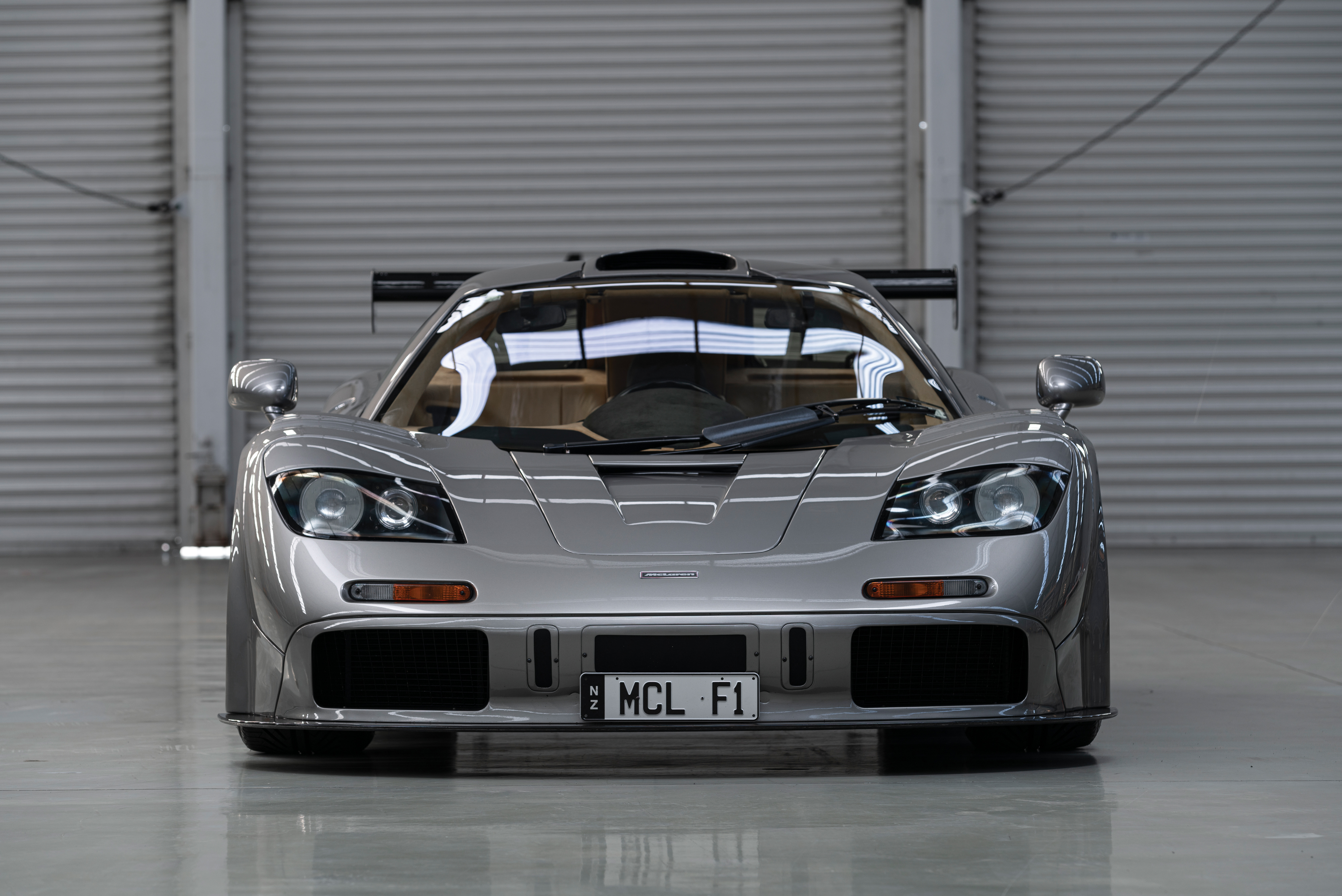 The McLaren F1 could be set to smash auction records