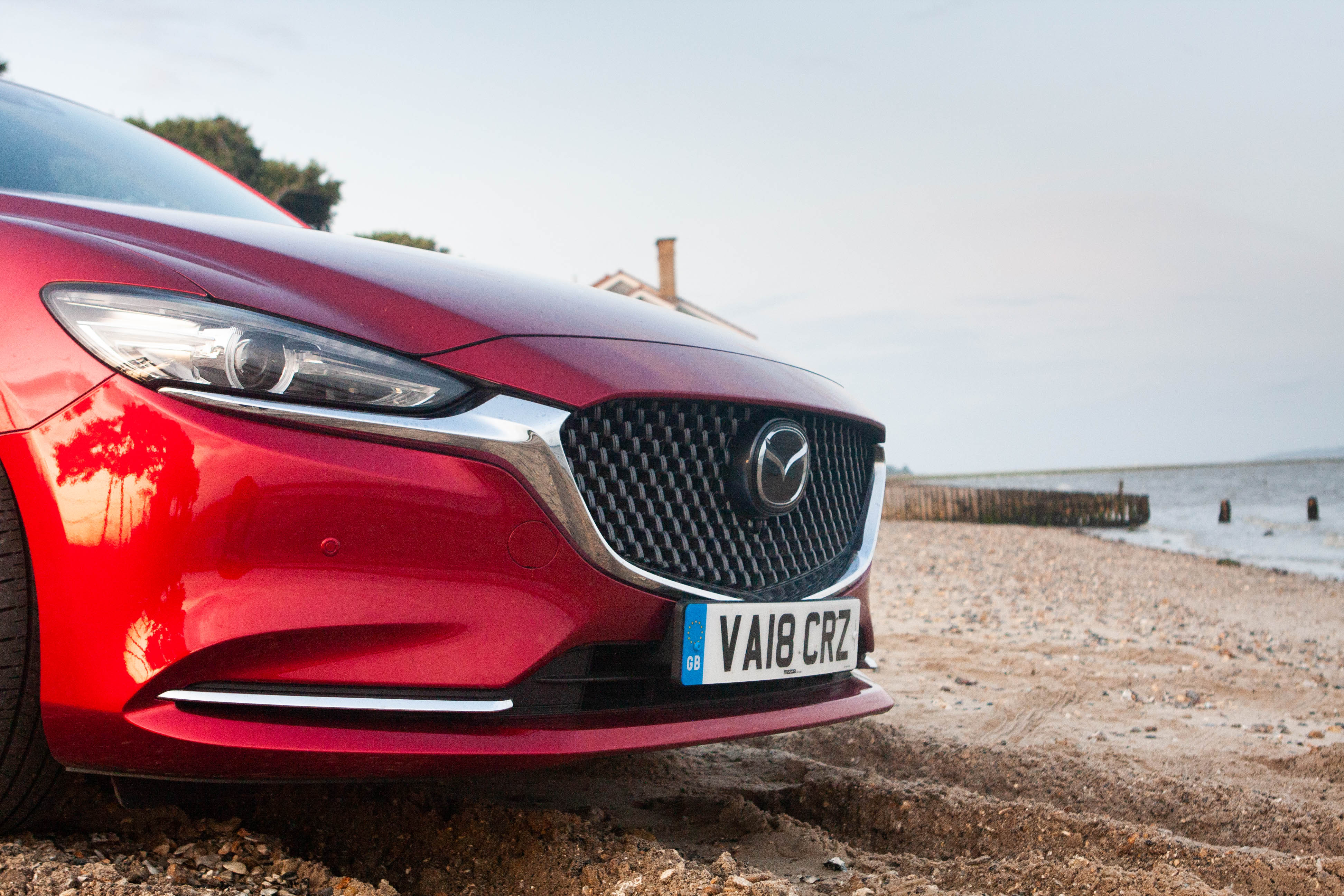 Long-term report: Our Mazda 6 heads in for a service… - AOL