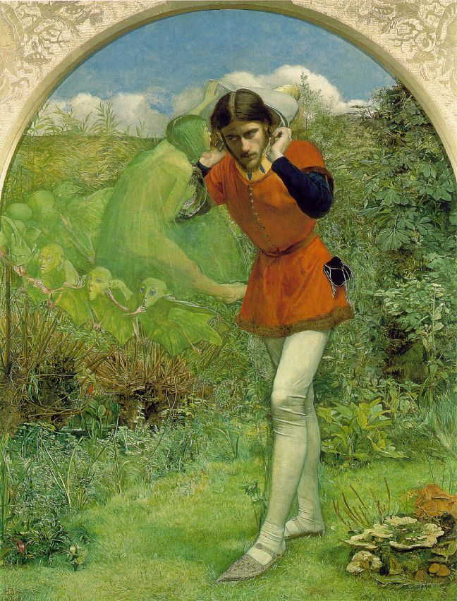 Ferdinand Lured by Ariel