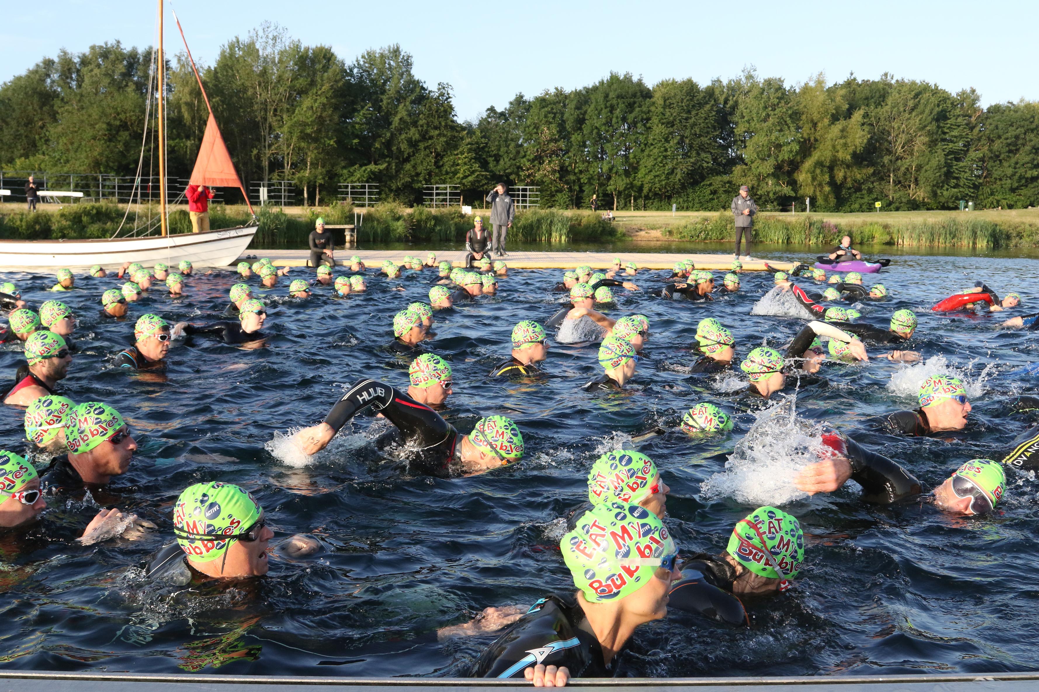 Swim Dorney Triathlon