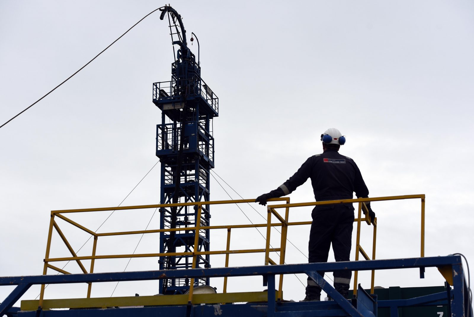 Cuadrilla says its results from Preston New Road, Lancashire, are 'very encouraging' (Cuadrilla/PA)