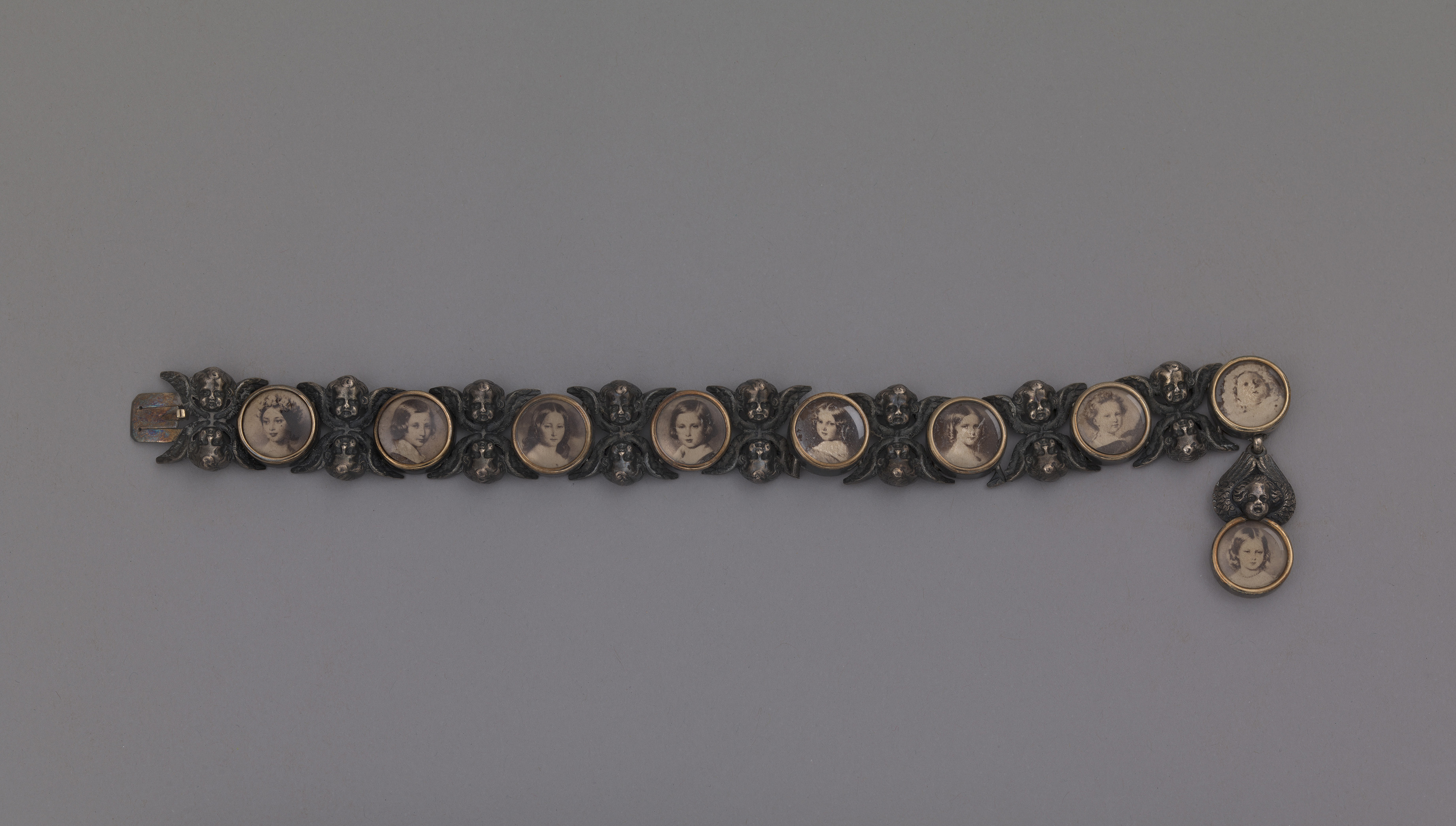 Bracelet given to Victoria by Albert