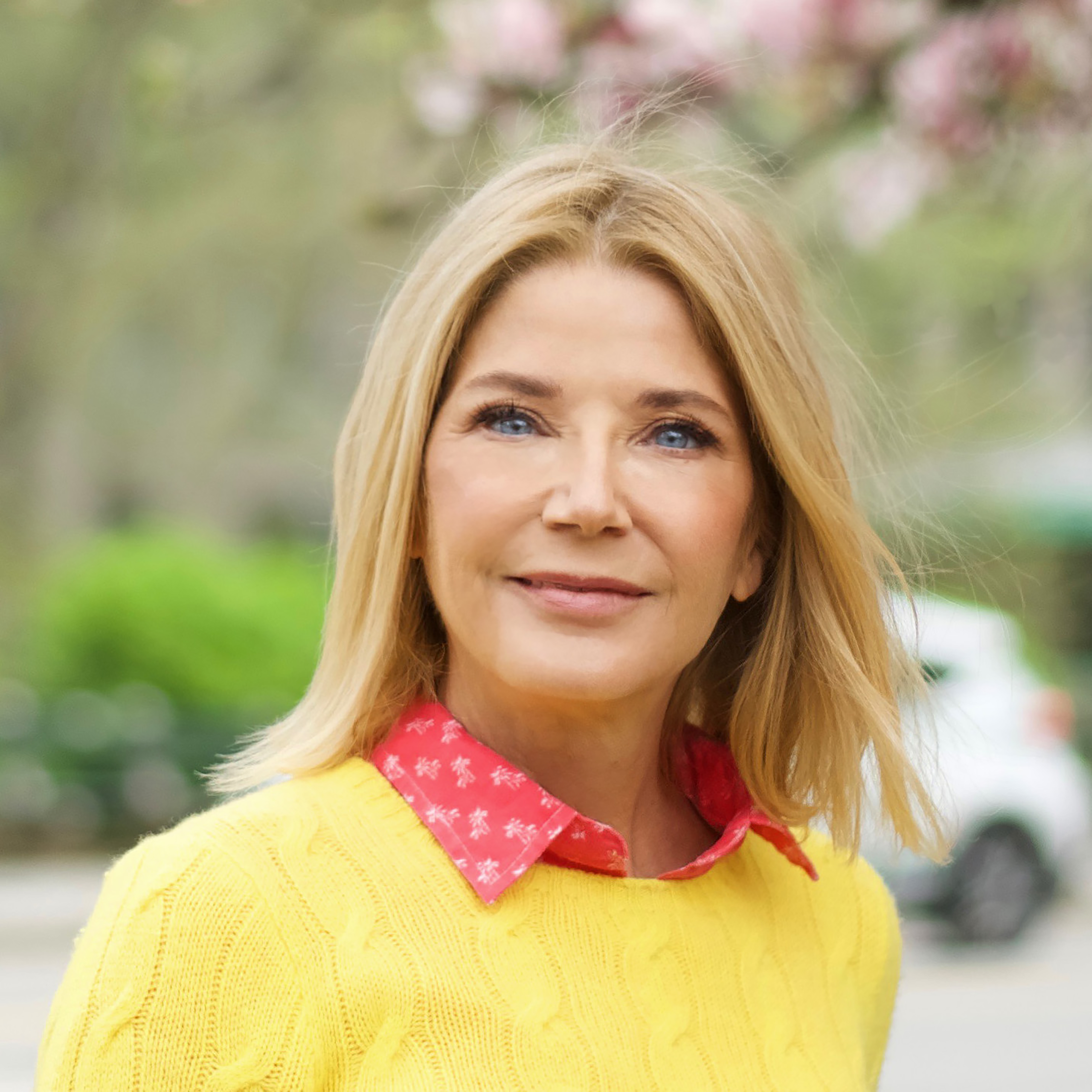 Candace Bushnell (Anna Maguire/PA)