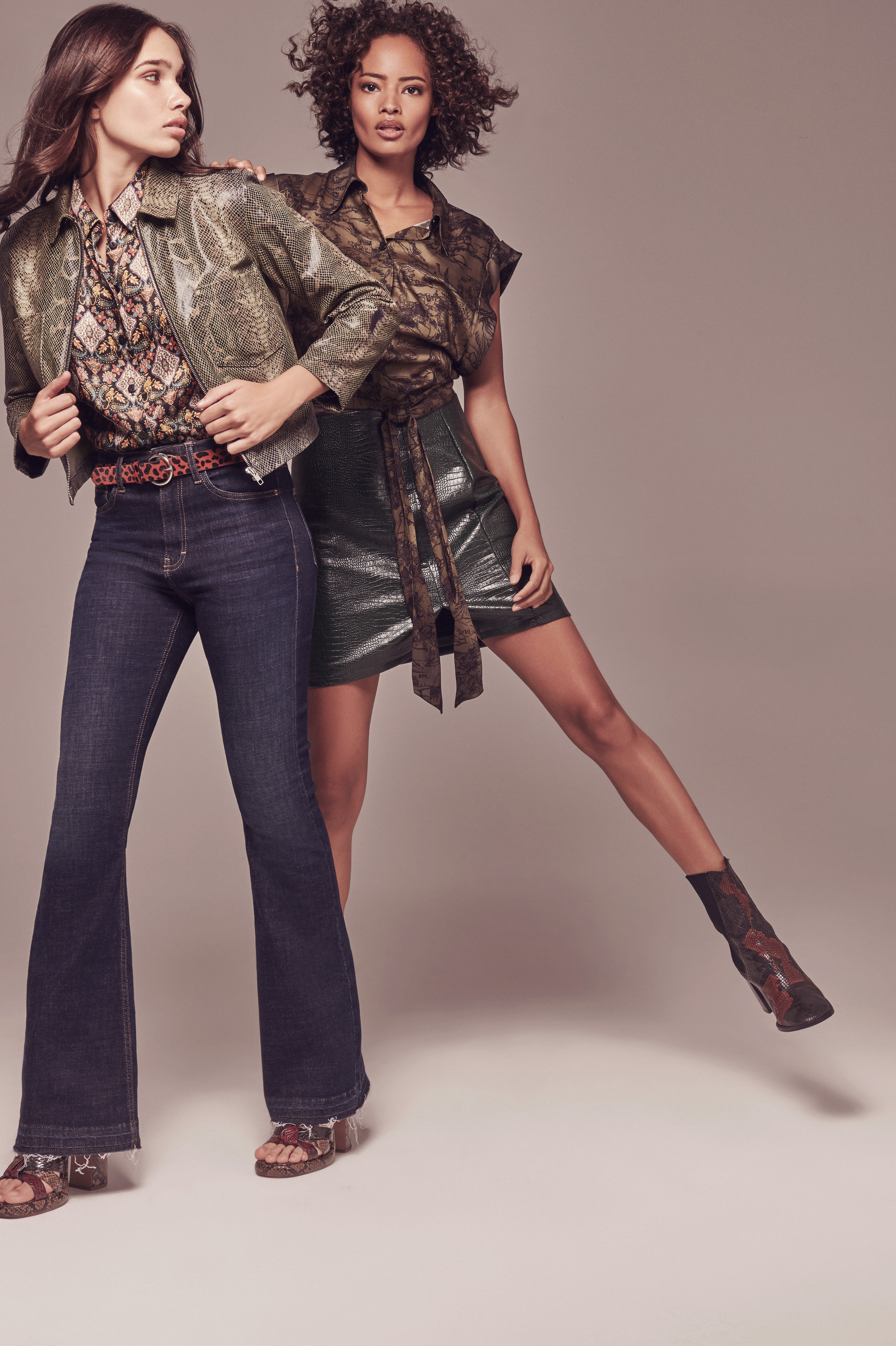 Very Topshop campaign