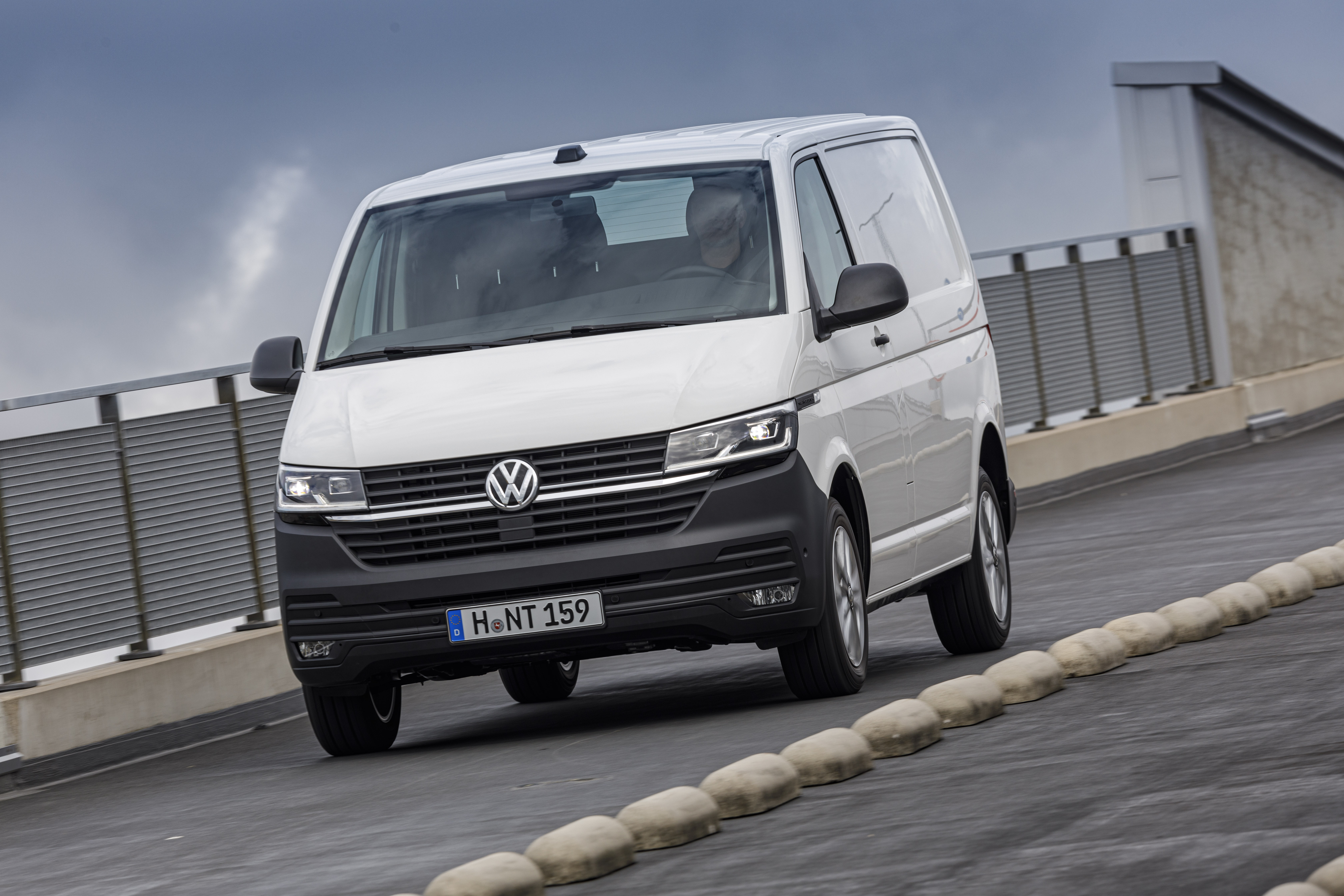 The Transporter is one of the most popular vans in the UK