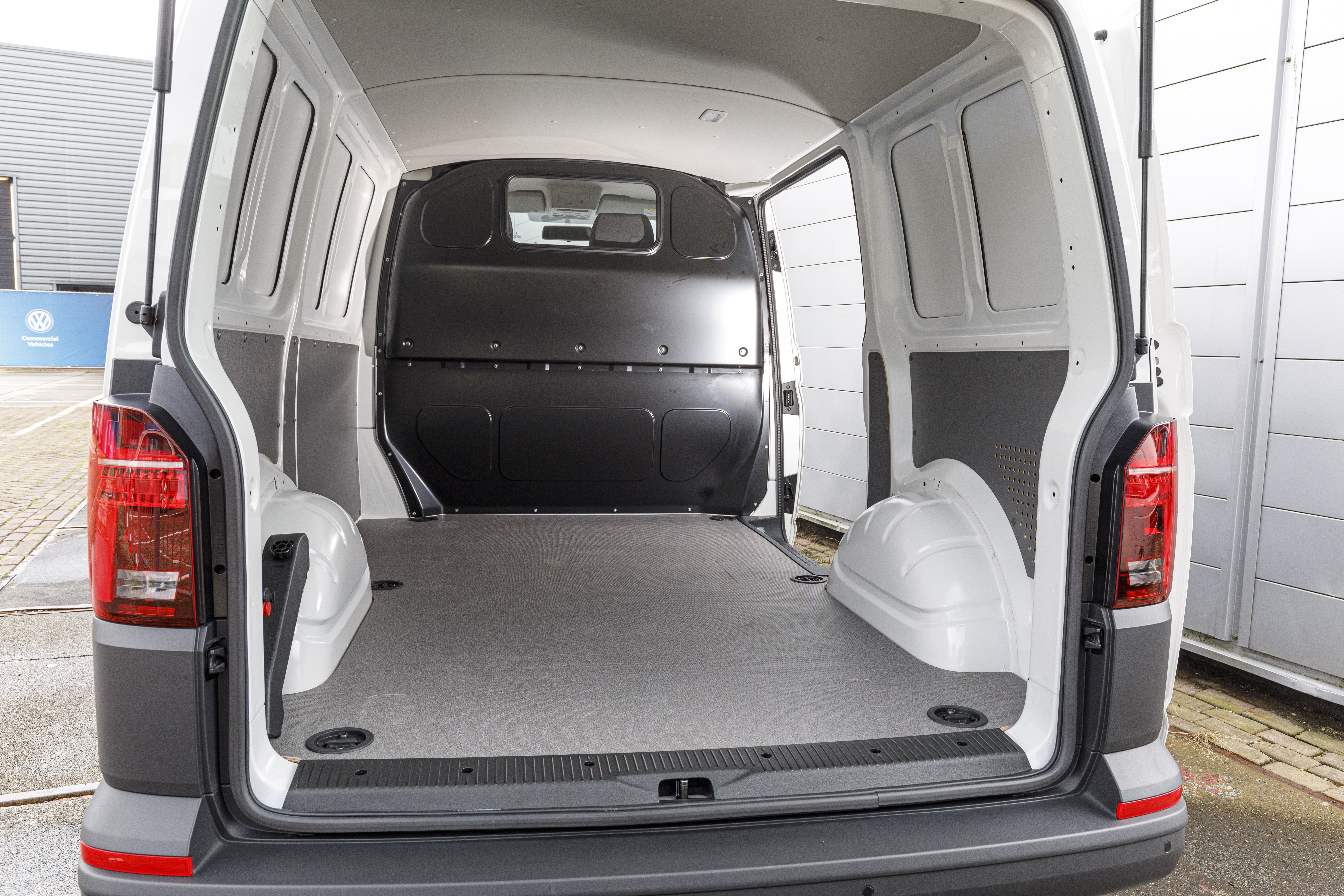 A large load area is immensely practical