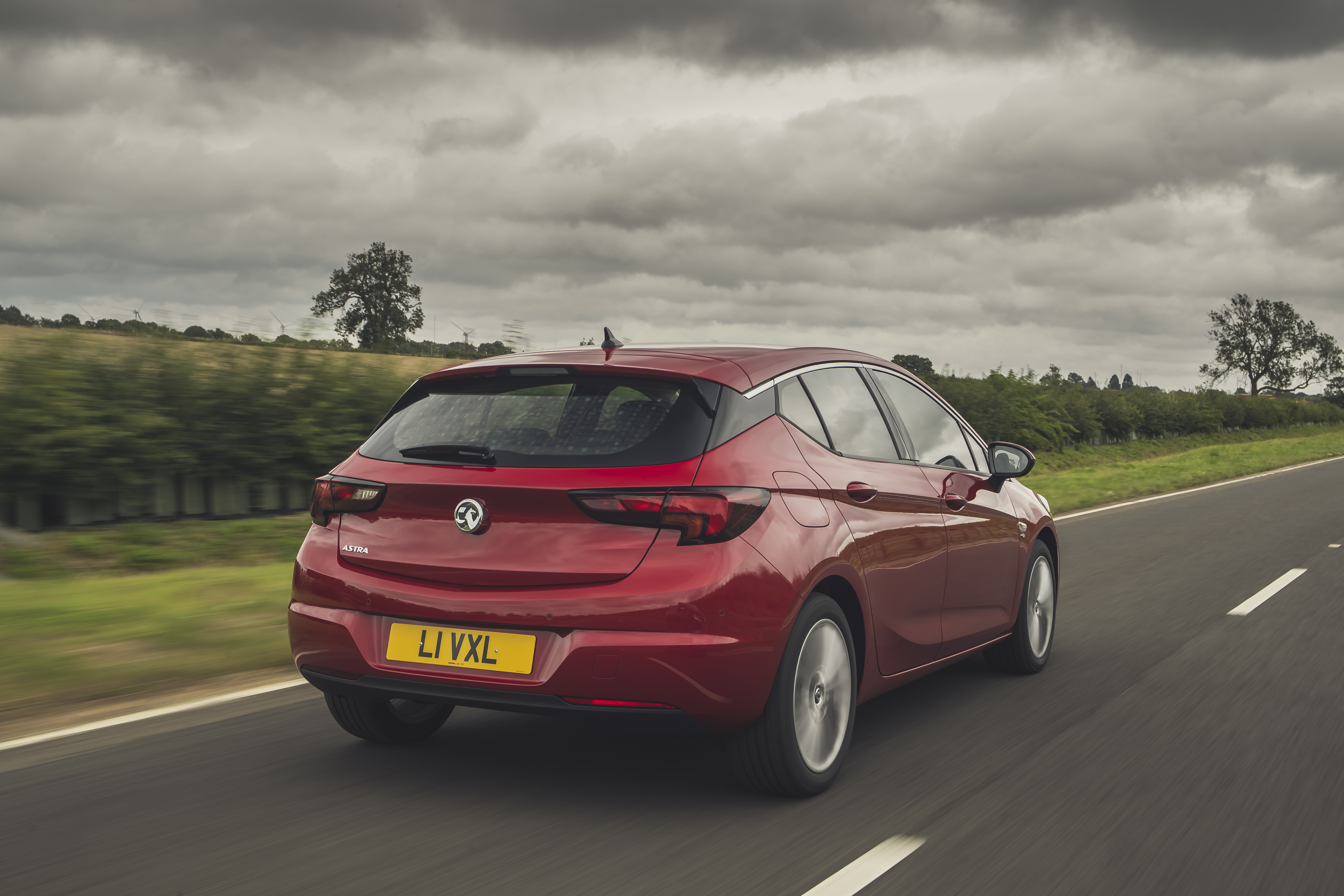First Drive: A mid-life refresh retains the Vauxhall Astra's
