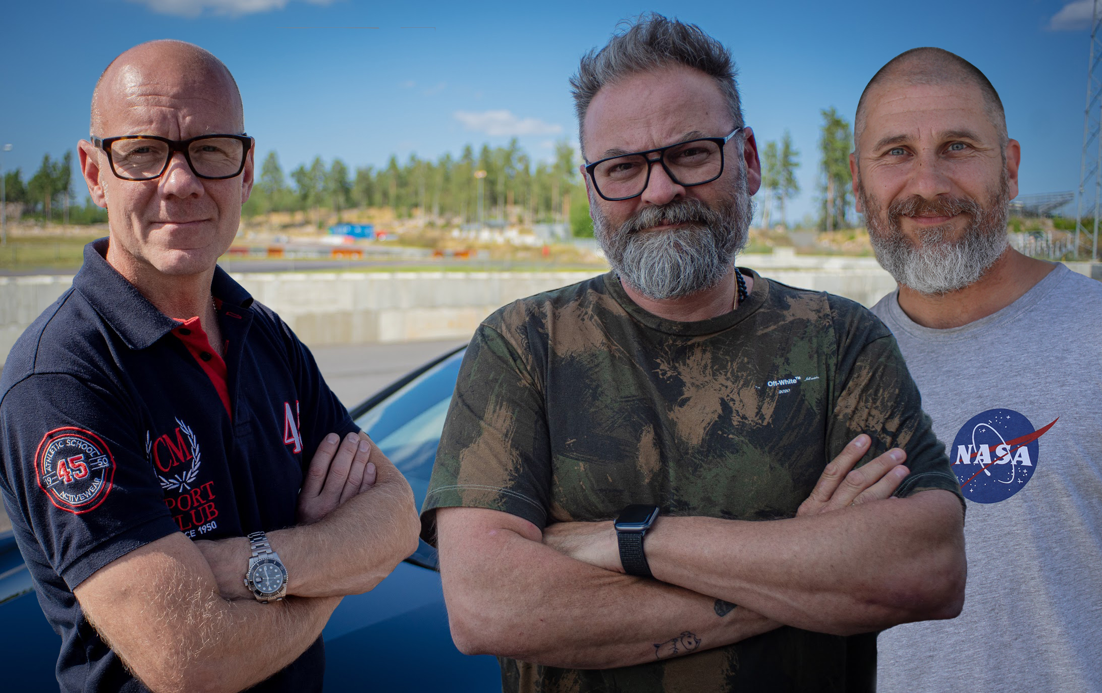 Top Gear's Norway hosts (Top Gear)