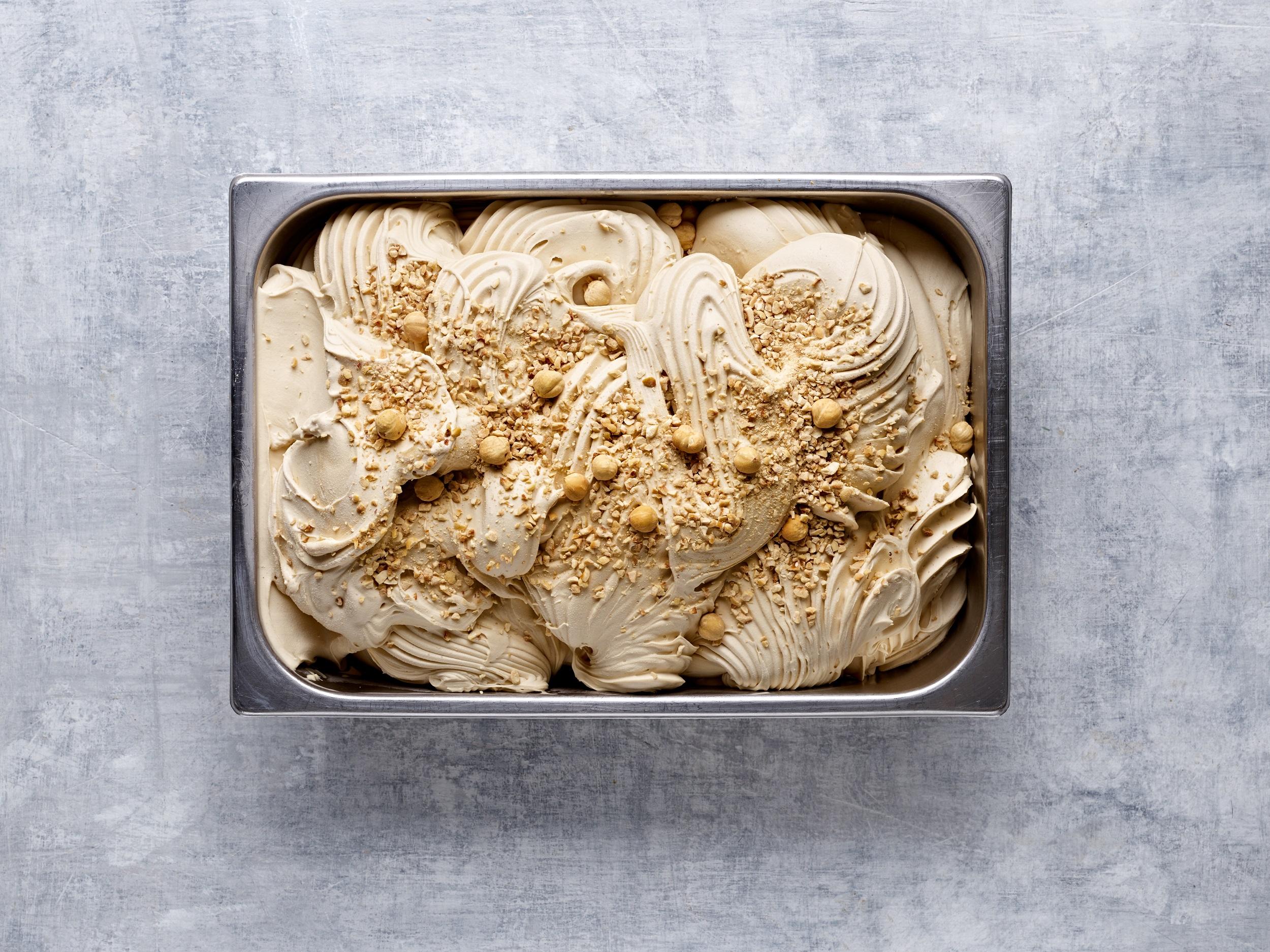 Swoon Gelato's nocciola gelato (Swoon Gelato/PA)