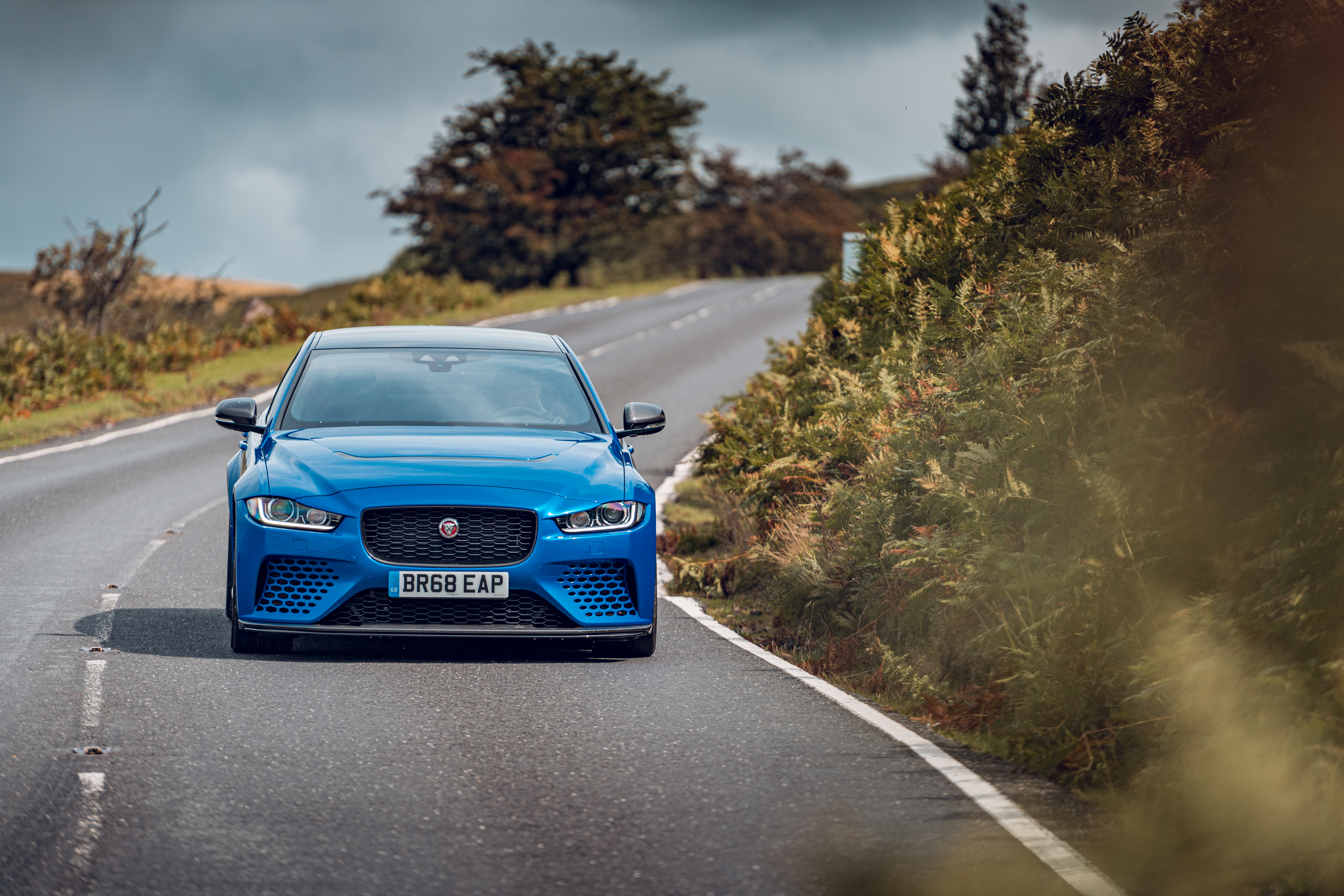 The Project 8 packs close to 600bhp