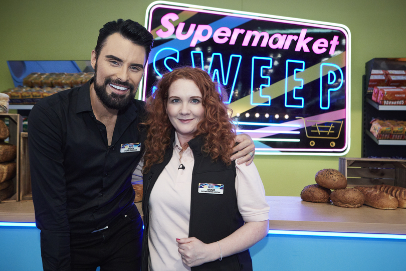Rylan Clark-Neal and Jennie McAlpine